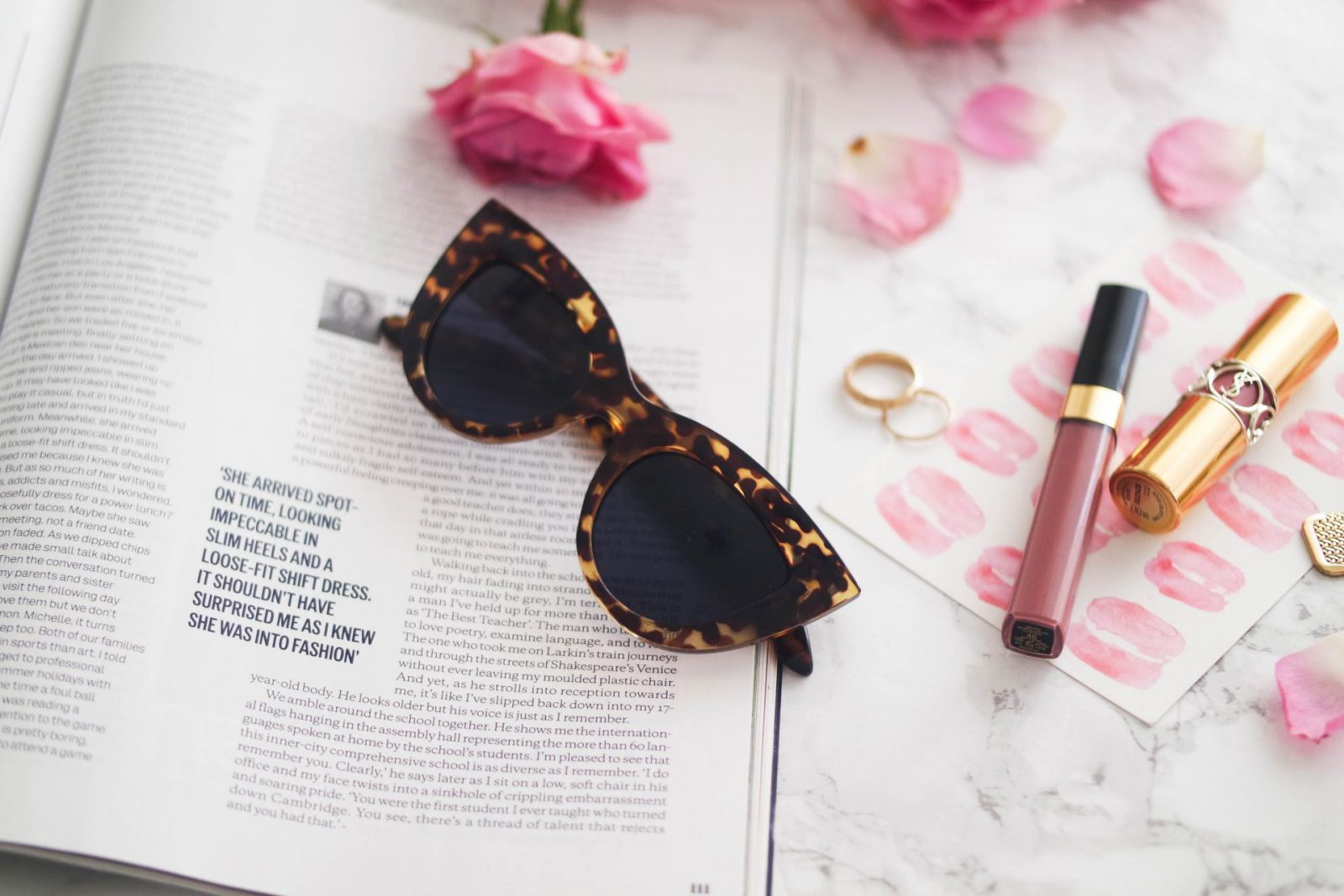 mindfulness with a friend Asos Sunglasses