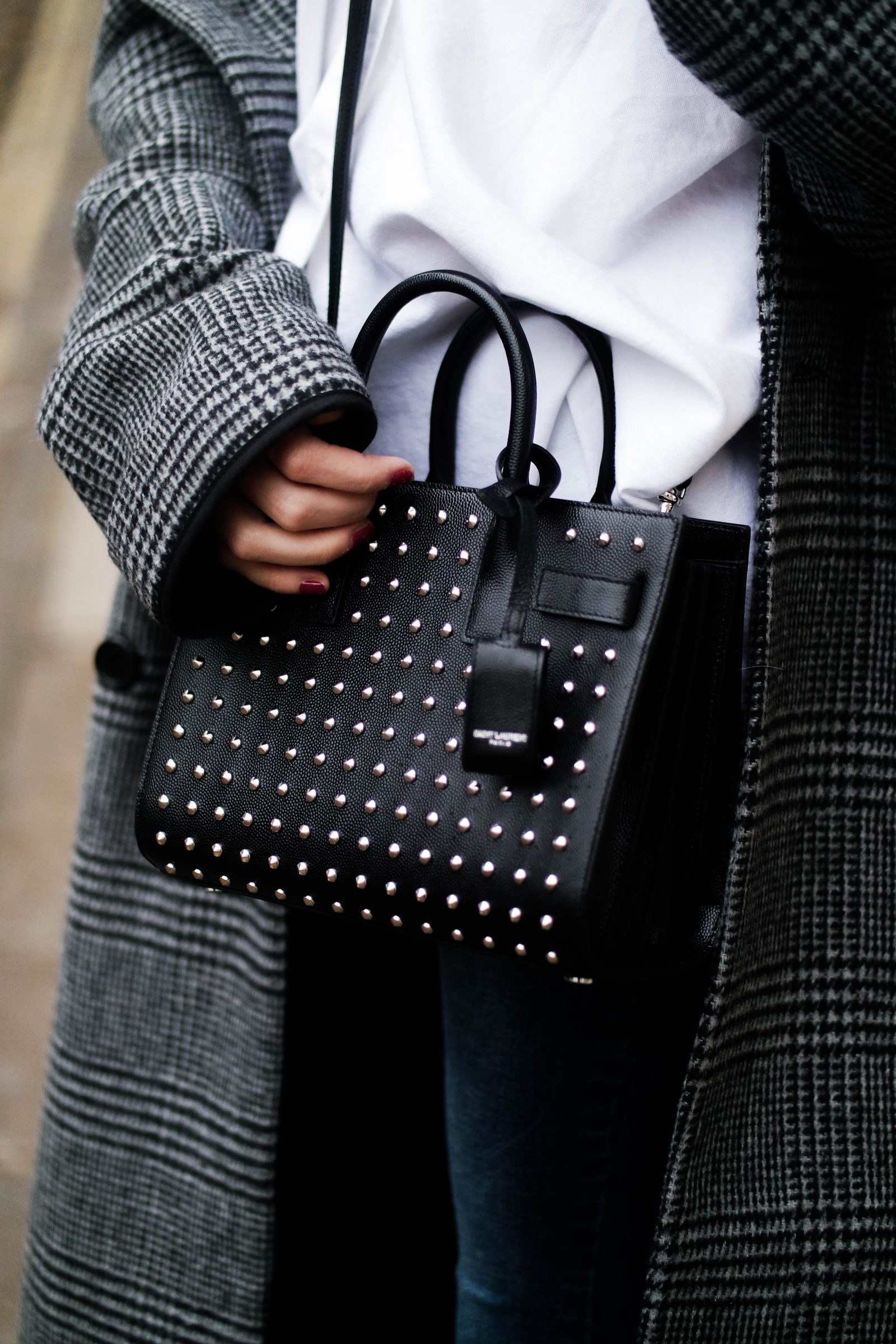 Say Hello To Saint (laurent) - Sac De Jour