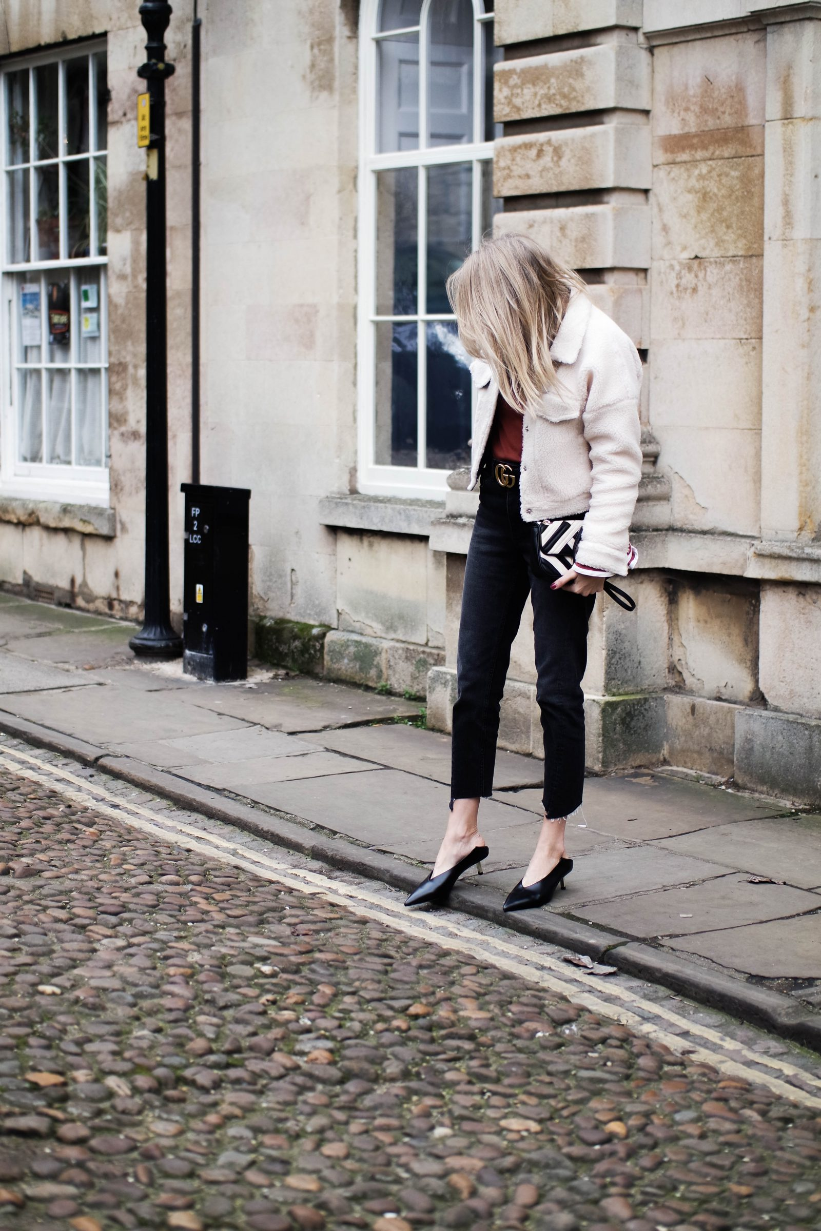 The Return of The Kitten Heel - Fashion Blogger