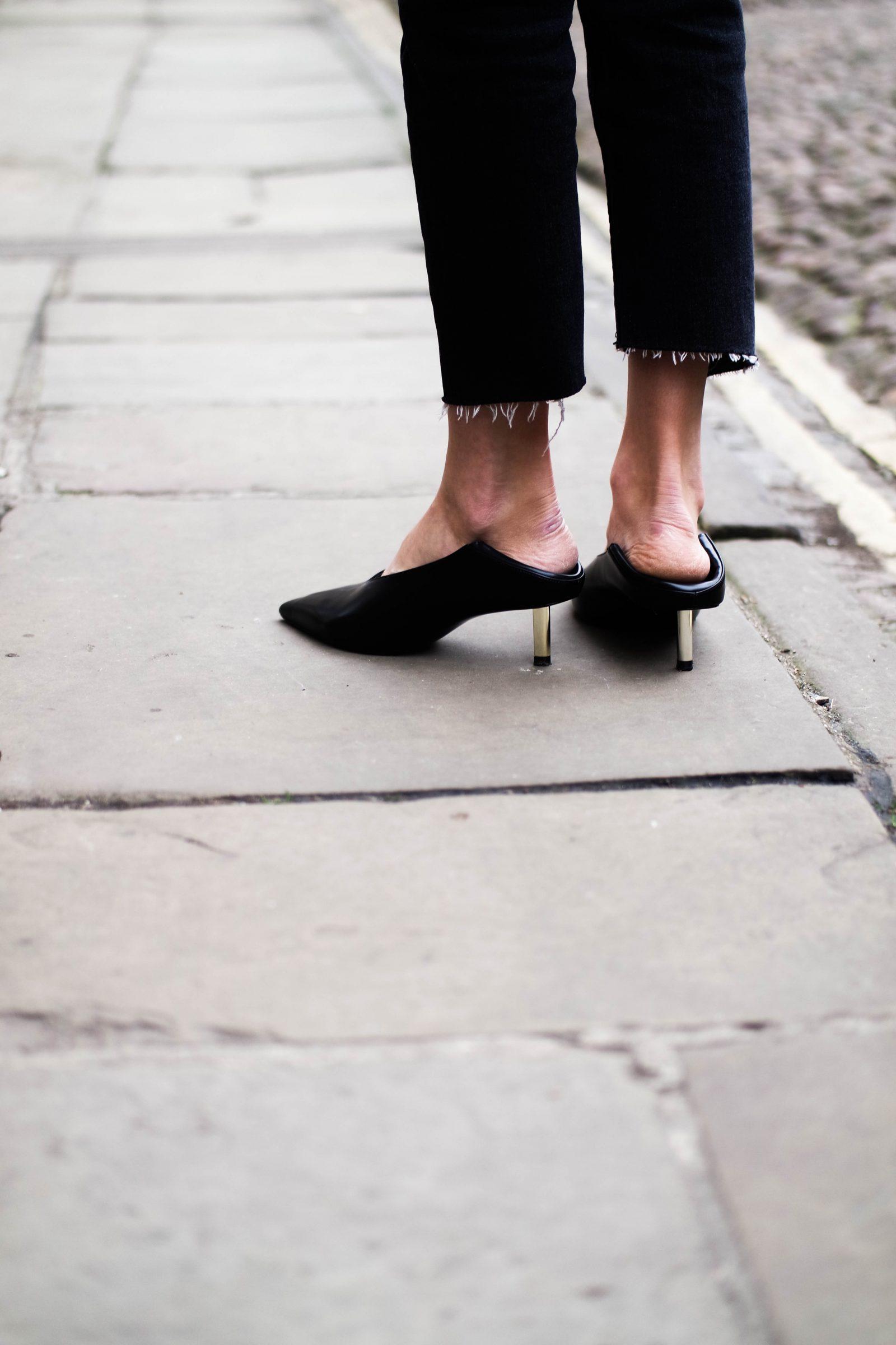 The Return of The Kitten Heel - Mini Stiletto