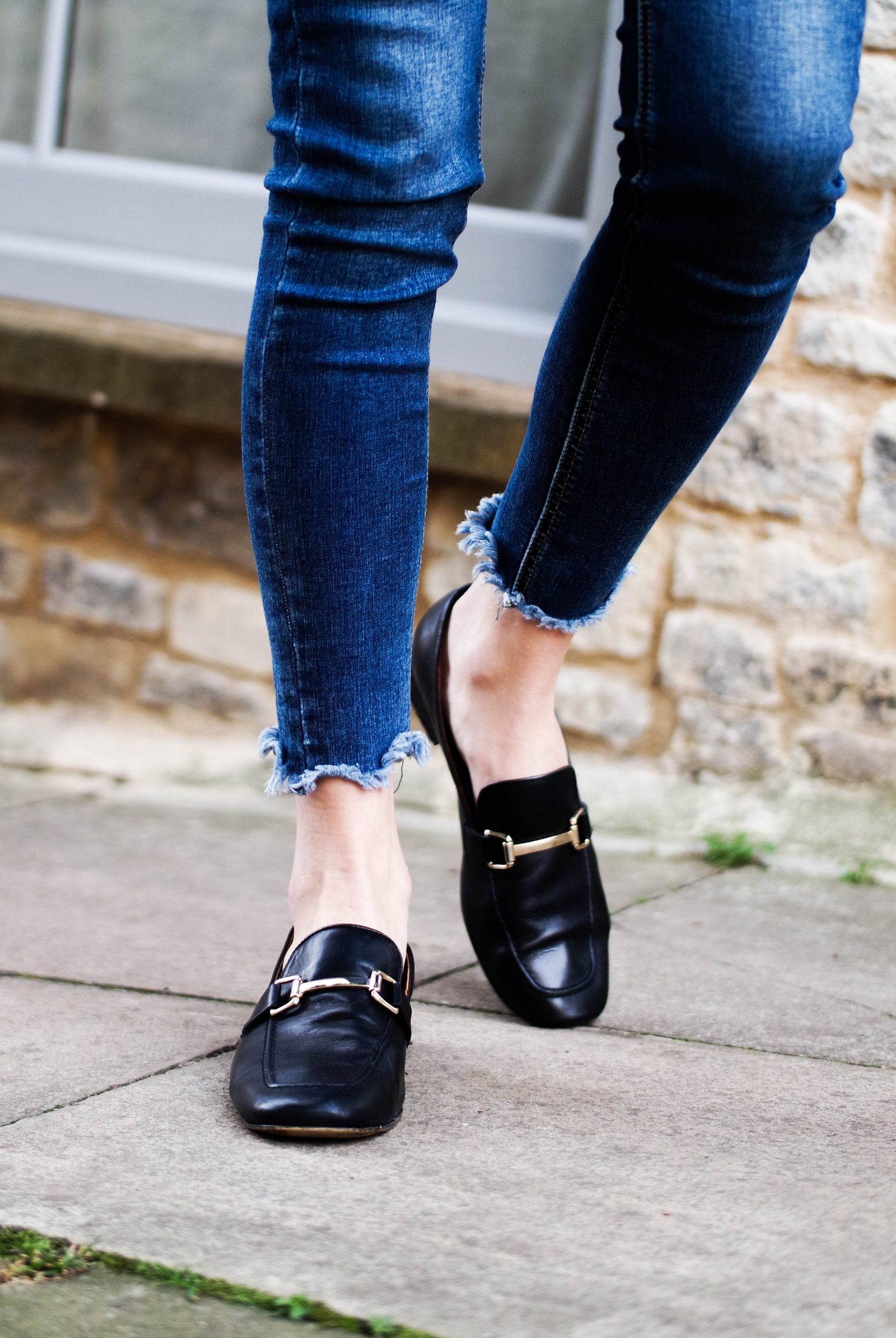 5 Reasons To Invest In Cashmere - Gucci Loafer Dupes