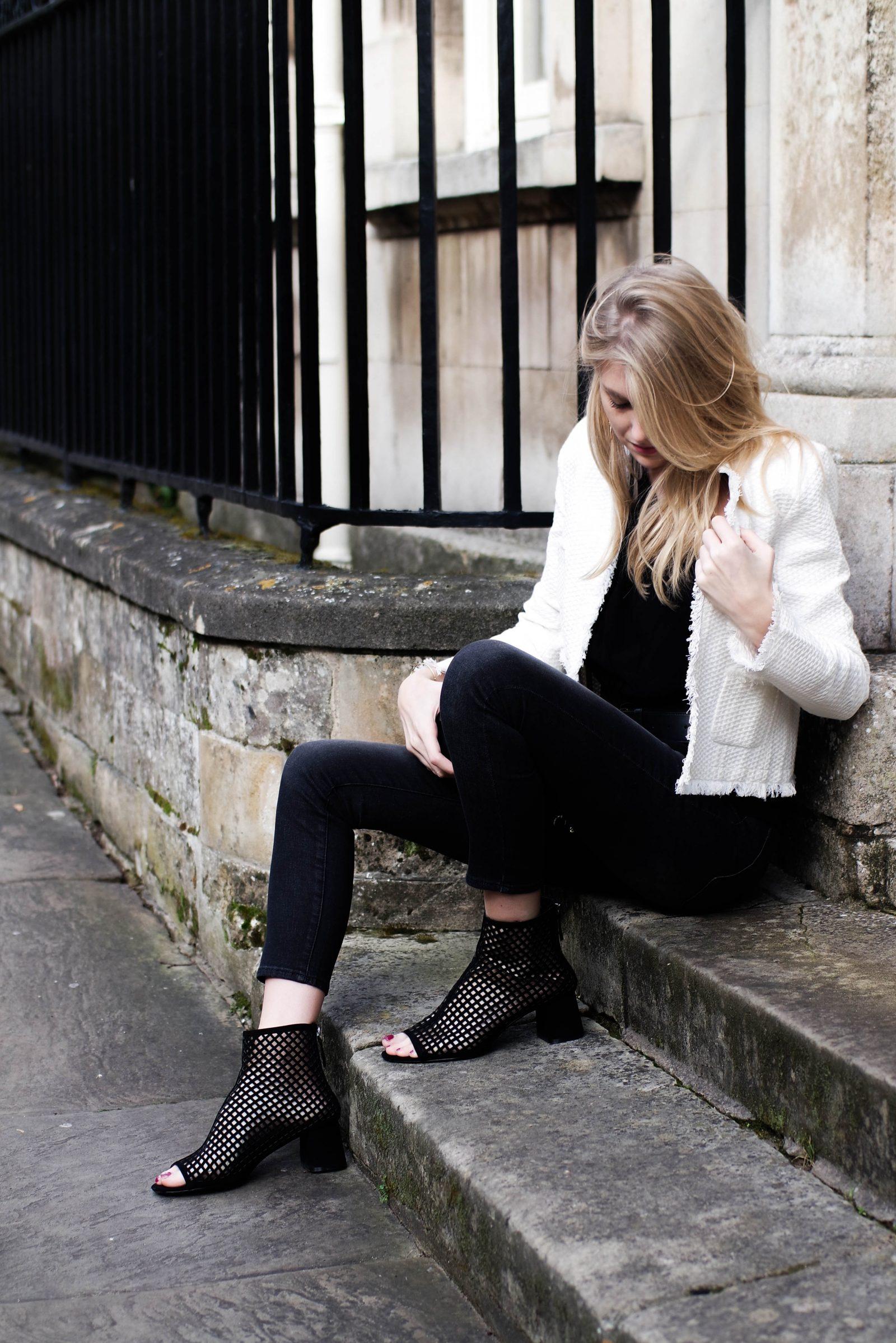 Modern Femininity Hush - Fashion Blogger Style
