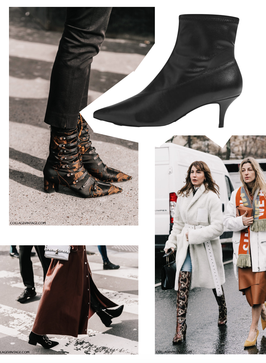 Why You Need A Pair Of Pointed Shoes