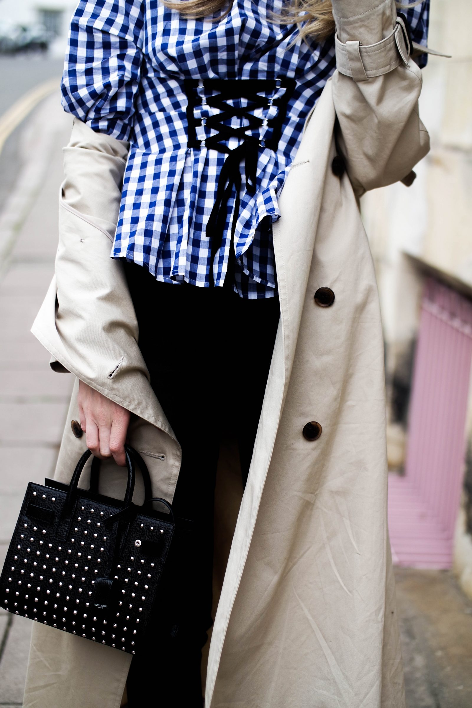 5 Ways To Wear The Corset Trend - Blogger Styling Tips