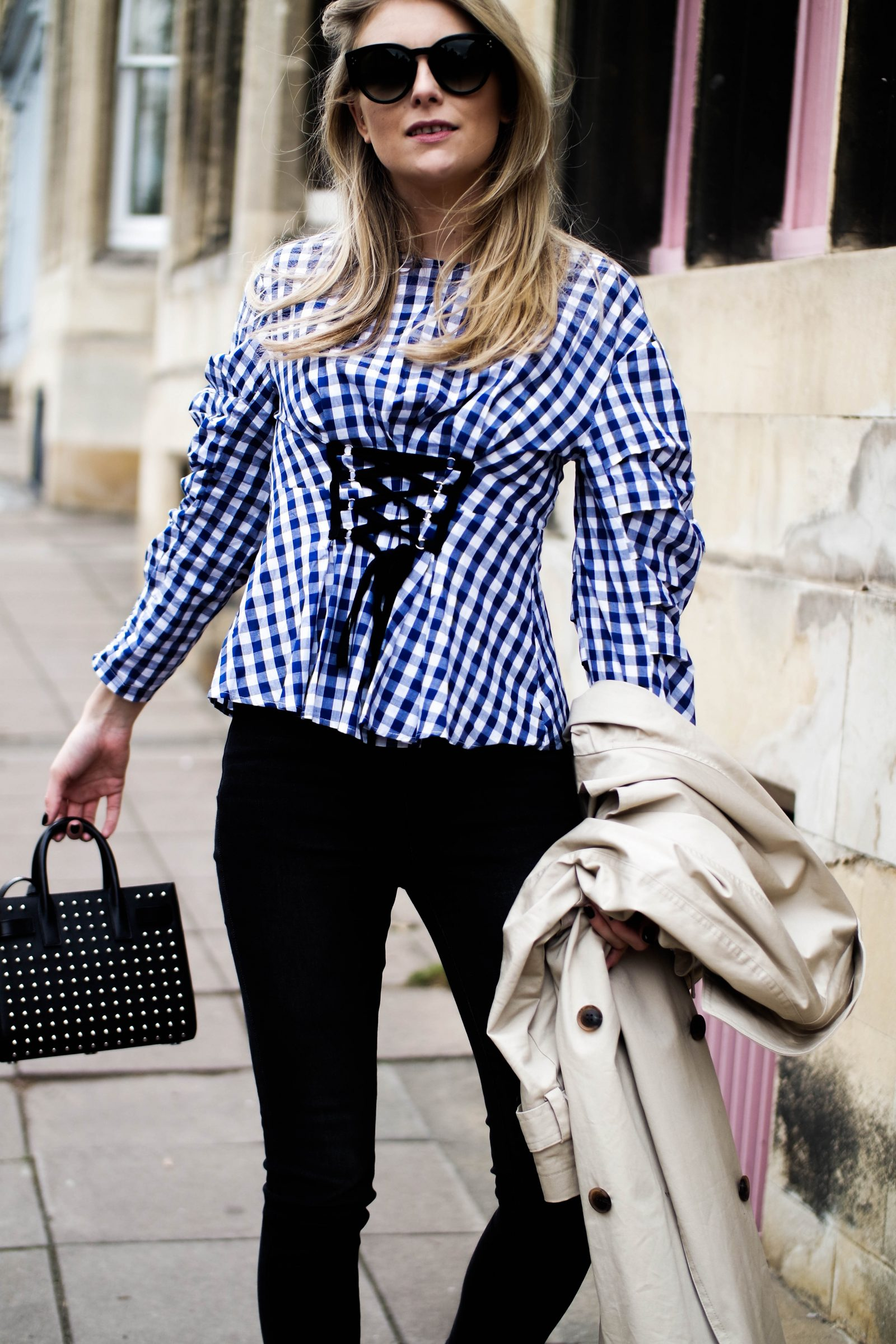 5 Ways To Wear The Corset Trend - Spring Statement Top