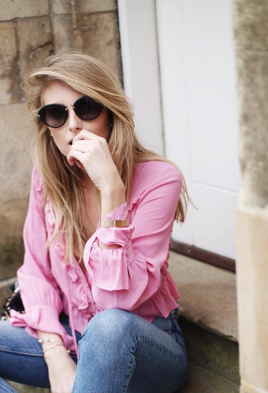 Coachella Vibes - Miu Miu Sunglasses