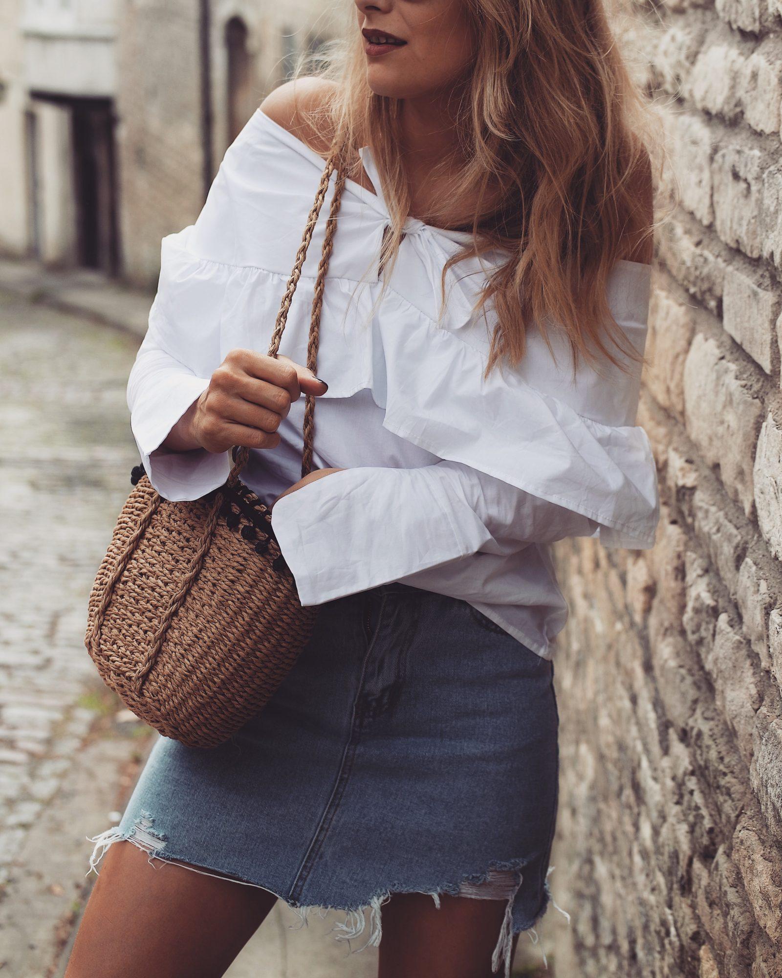Love Sheinside - Basket Bag