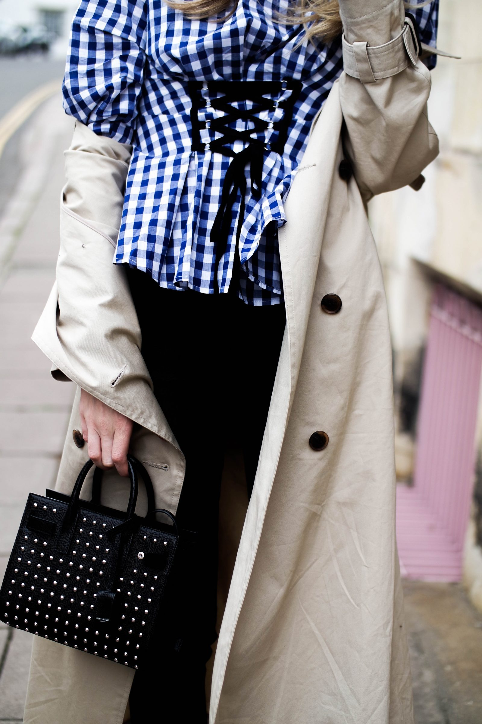 Styling Tips - Beige Trench Coat