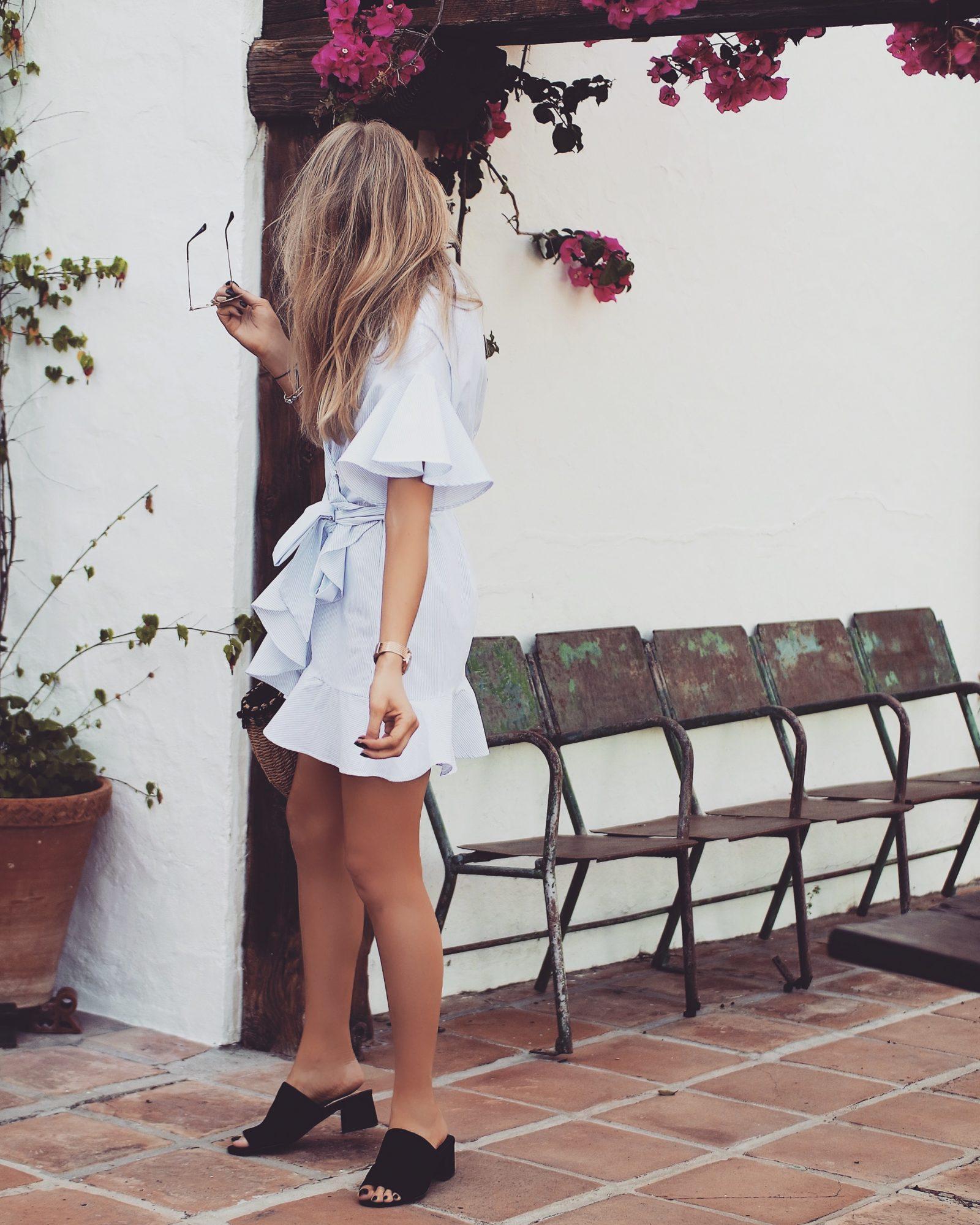 Topshop Dress - Tea Dress