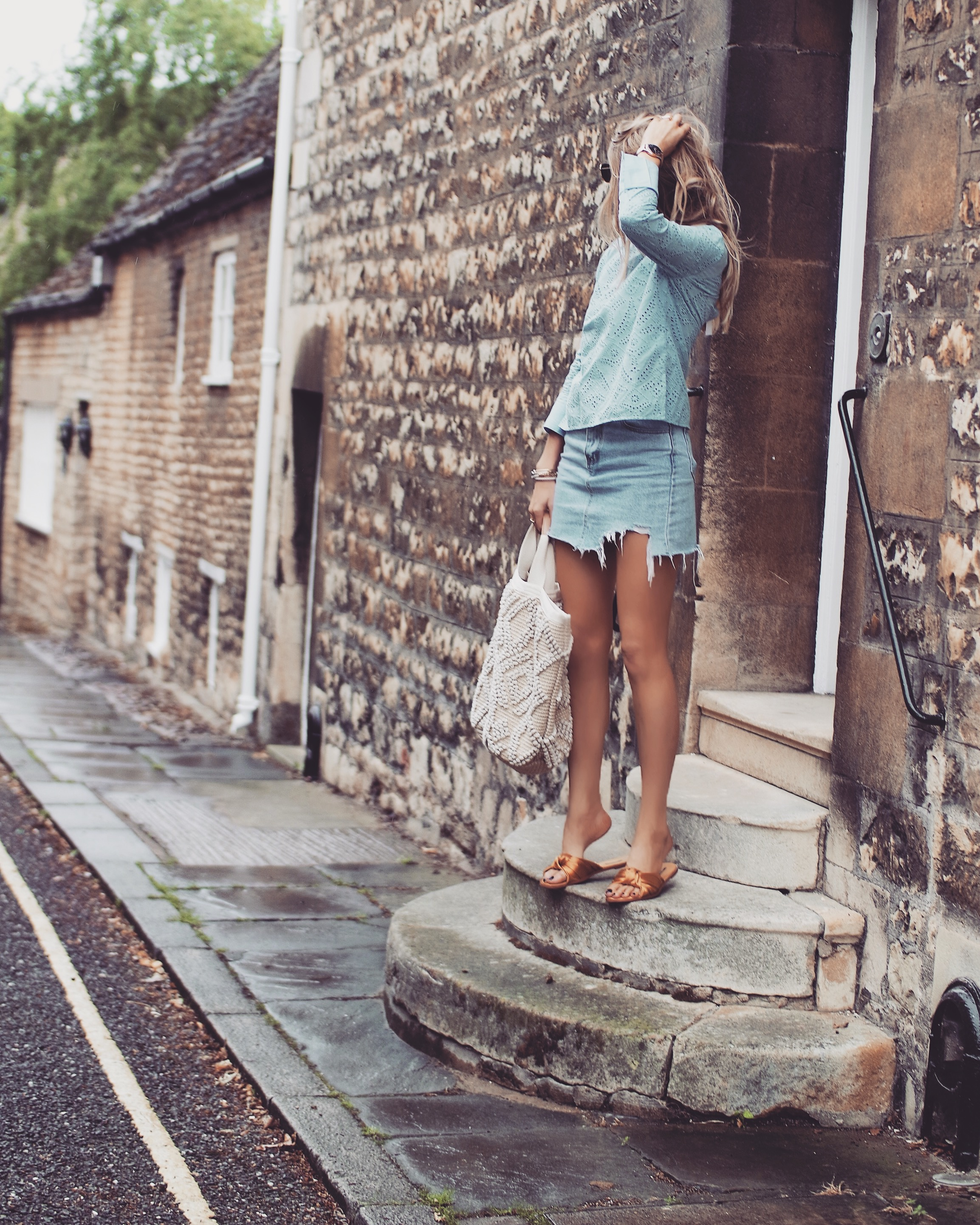 Basket Bag Fashion Blogger Street Style Love Style Mindfulness Fashion Personal Style Blog