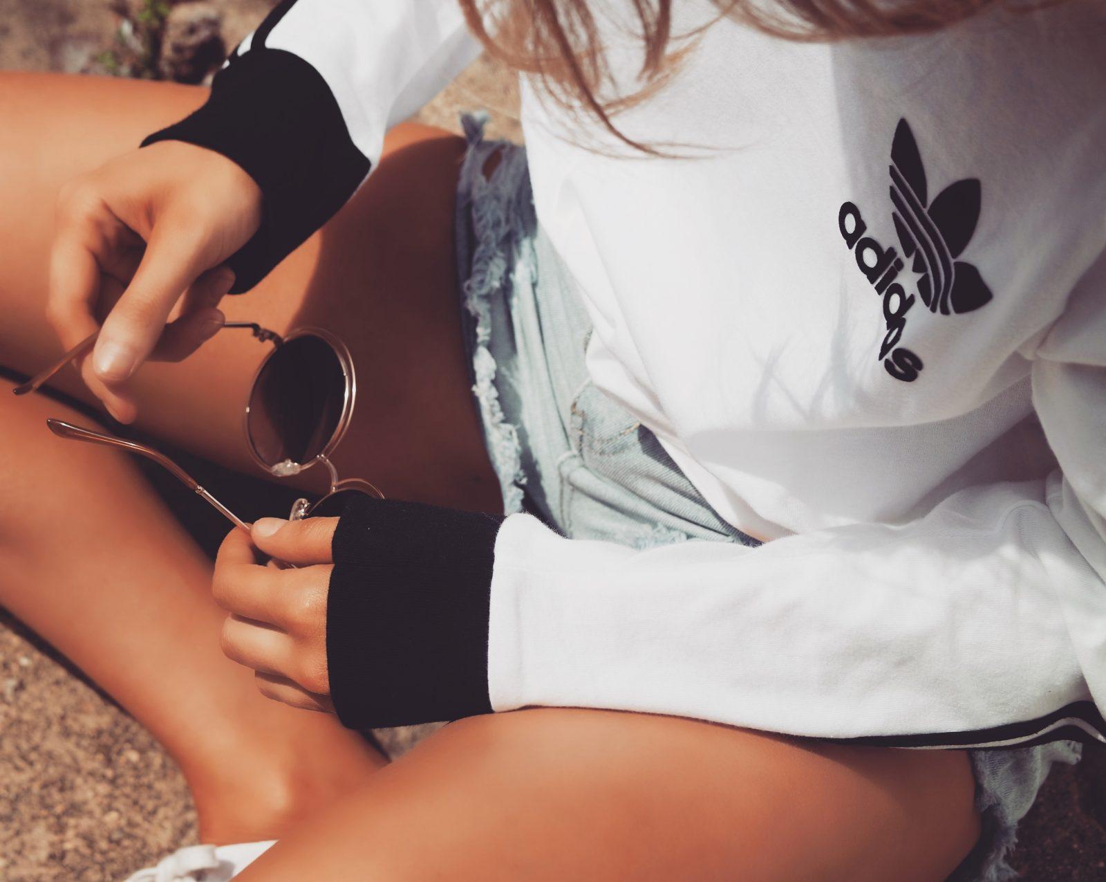 Summer BBQ Style - Adidas T-Shirt