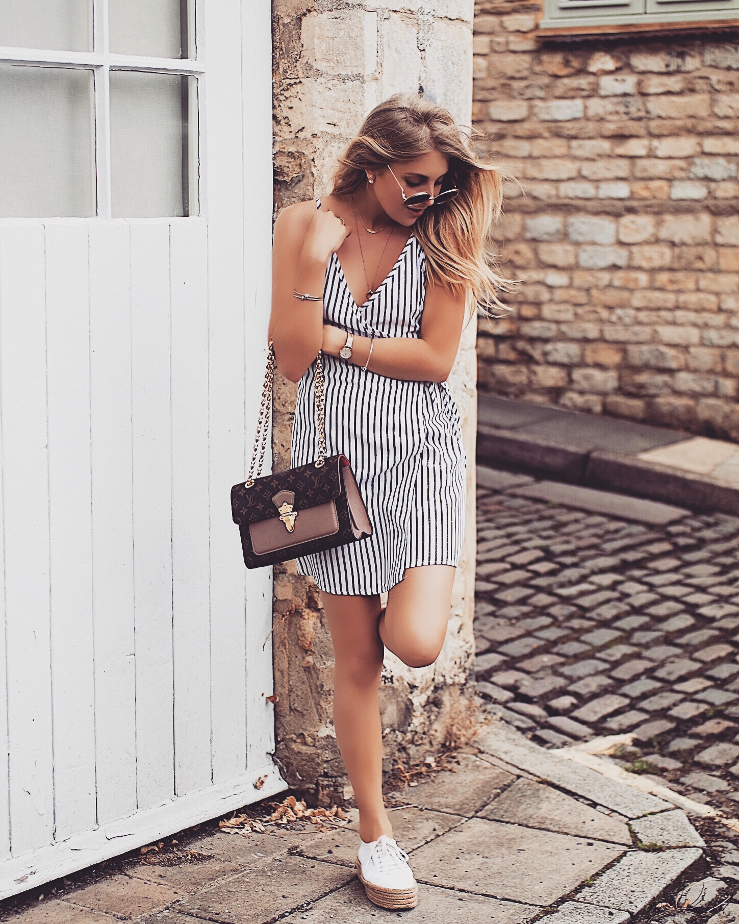 The Wrap Dress - Fashion Blogger Street Style