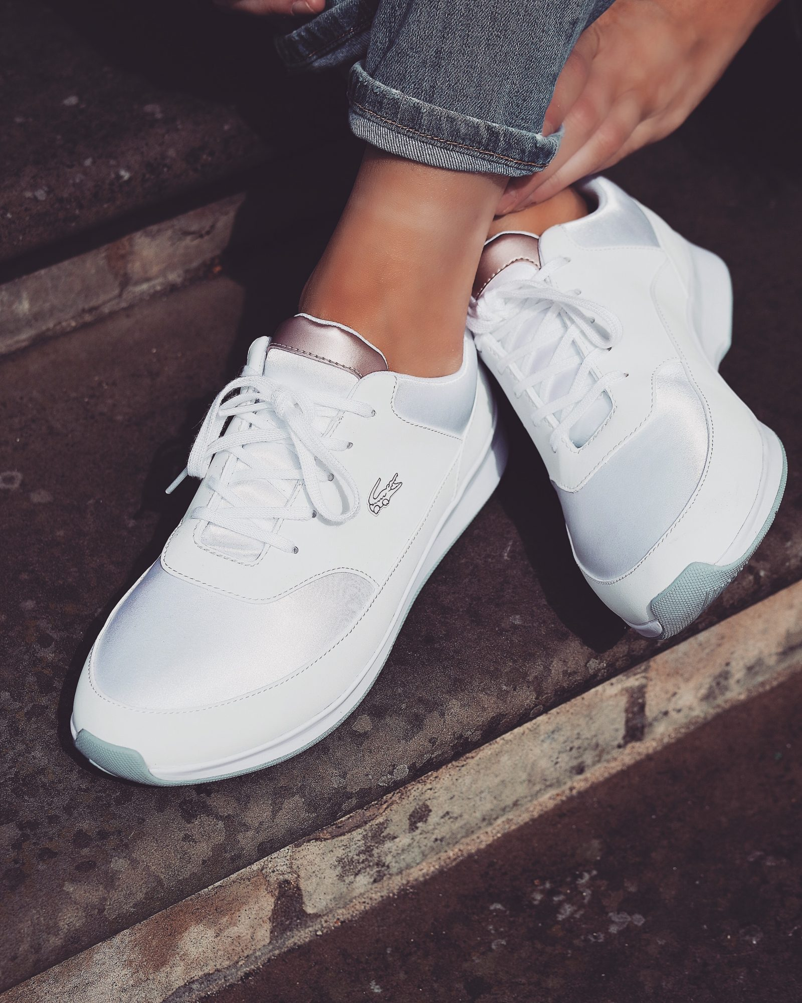 Lacoste Chaumont Lace 317 - Made For Her Collection