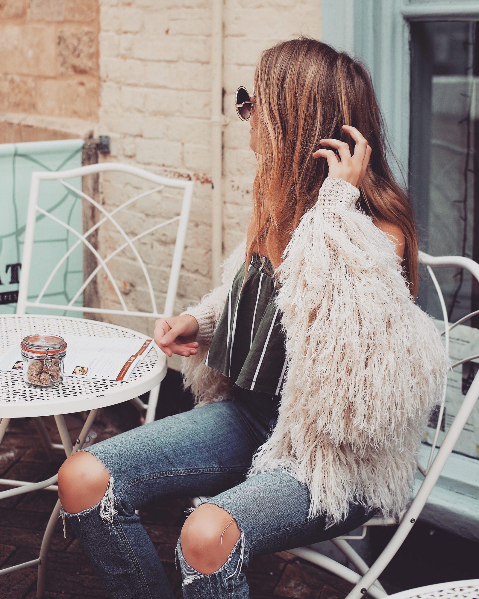 Lacoste Fashion Blogger Street Style