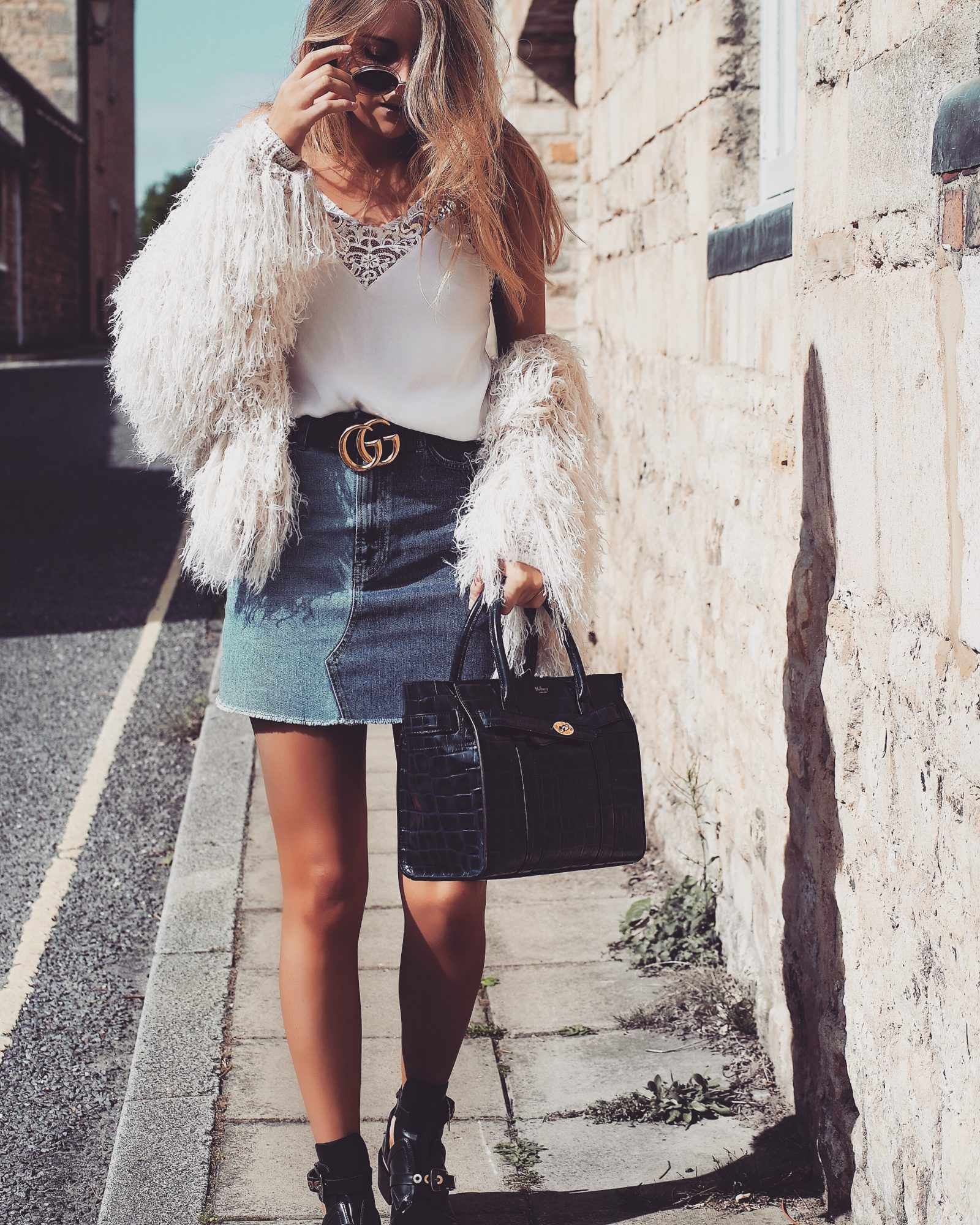 Mulberry Bayswater - Fashion Blogger Street Style
