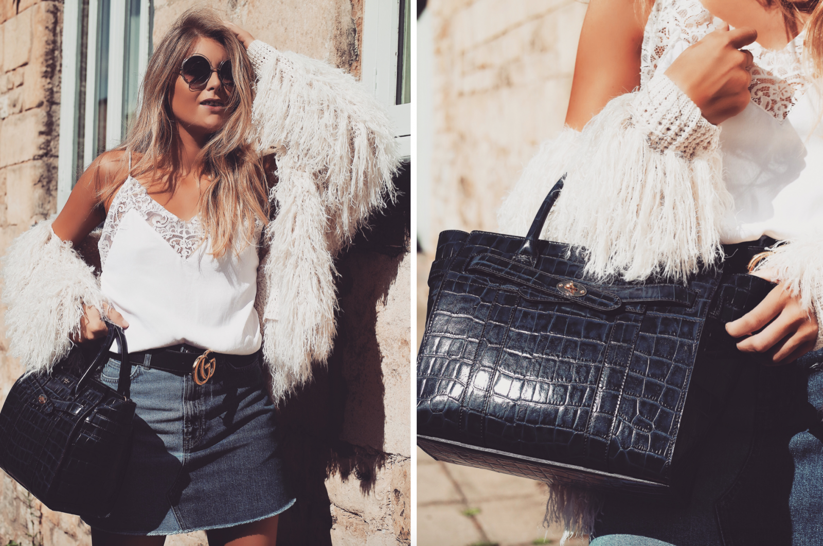 Mulberry Bayswater - Fashion Blogger Styling