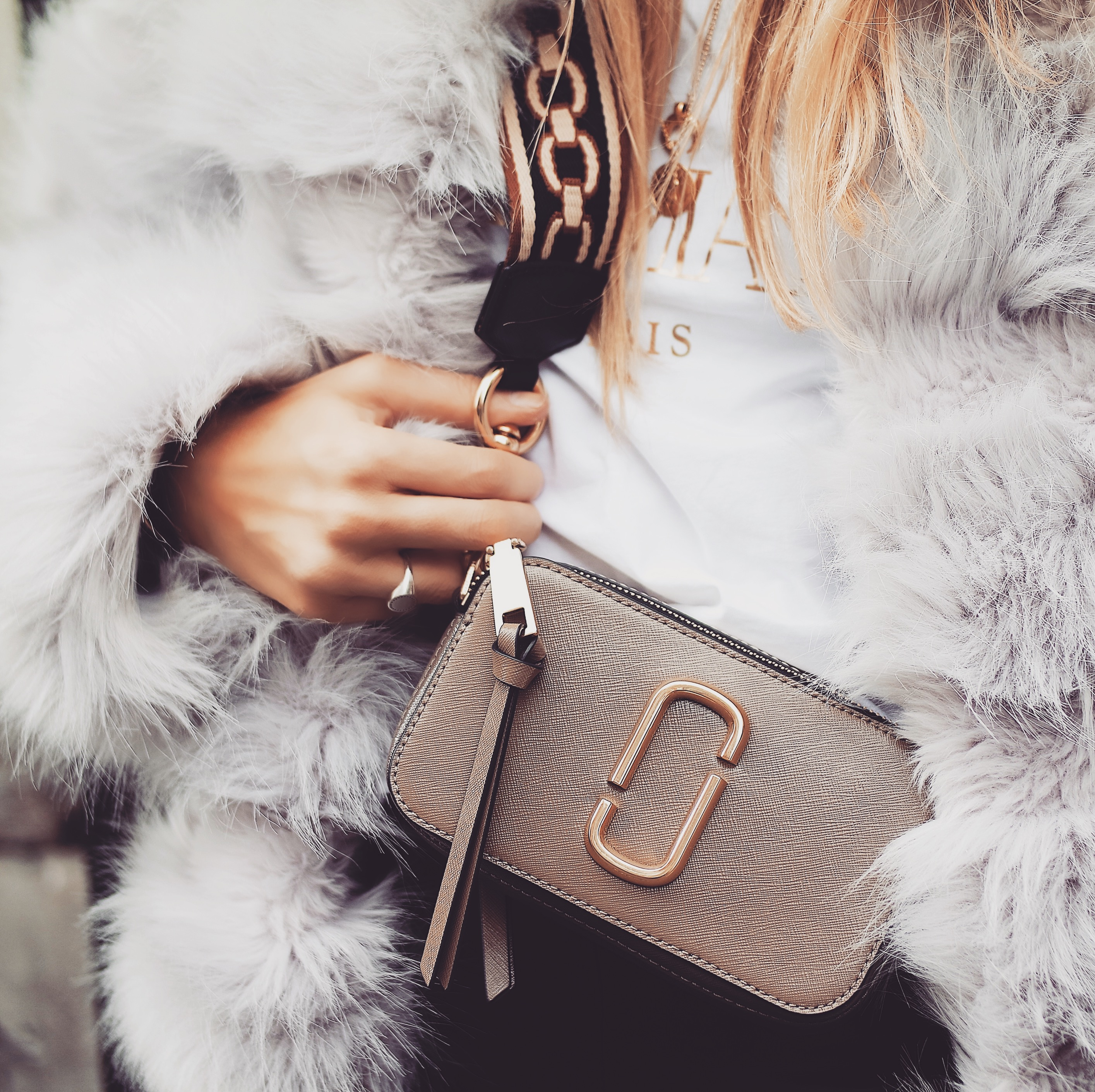 LFW Outfit -Marc Jacobs Bag