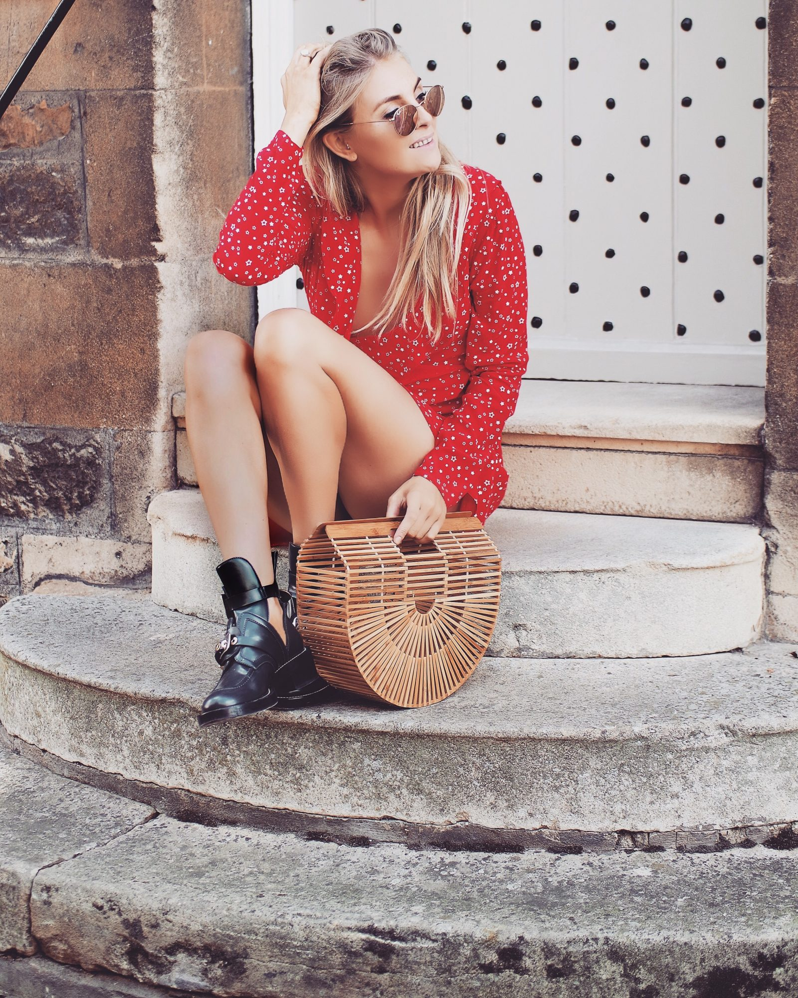 Little Red Dress - Outfit Ideas