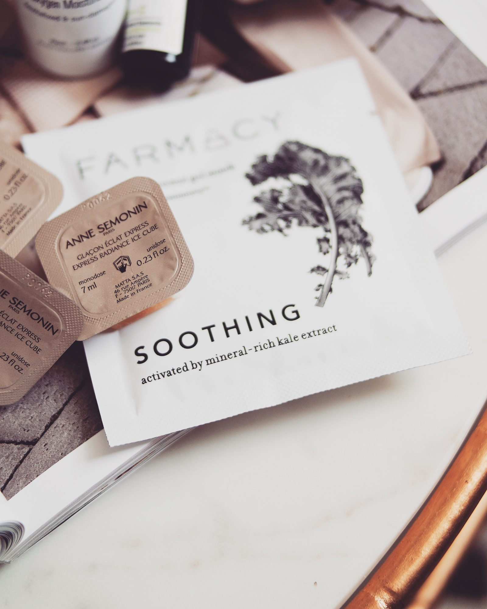 Cult Beauty - Luxury Skincare Farmacy Soothing Face Mask