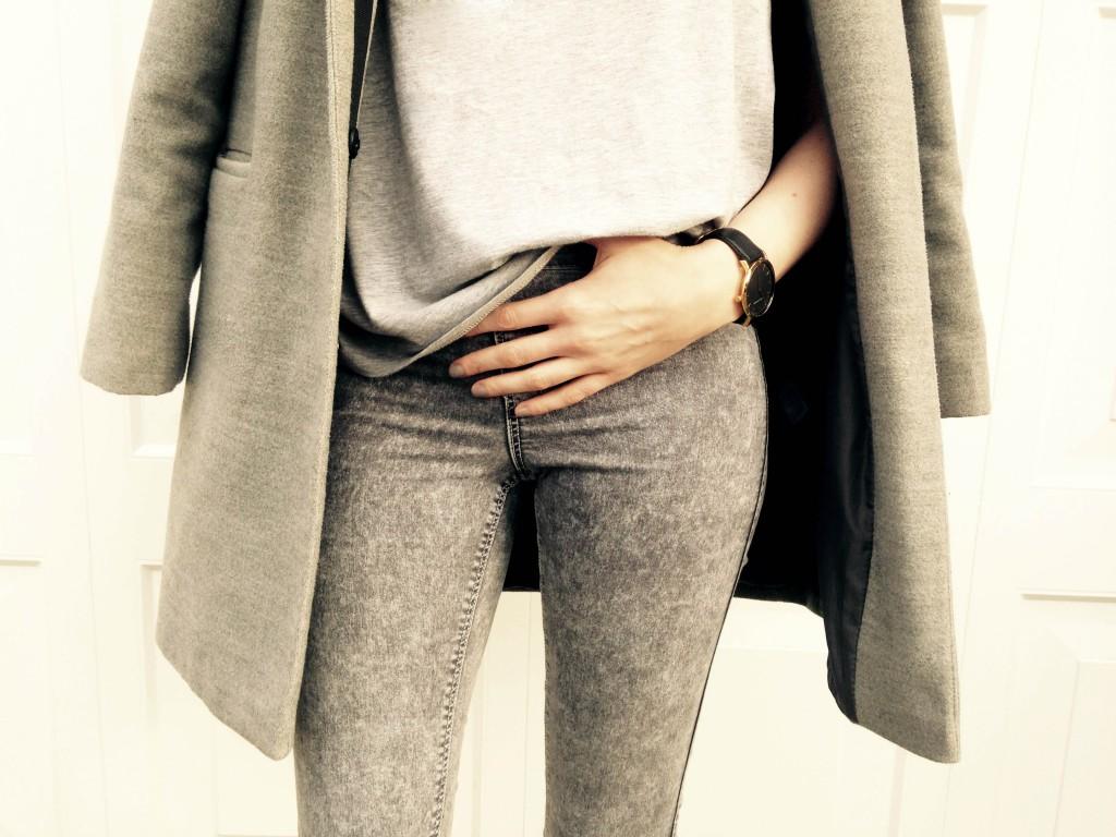 Grey. On Grey. On Grey