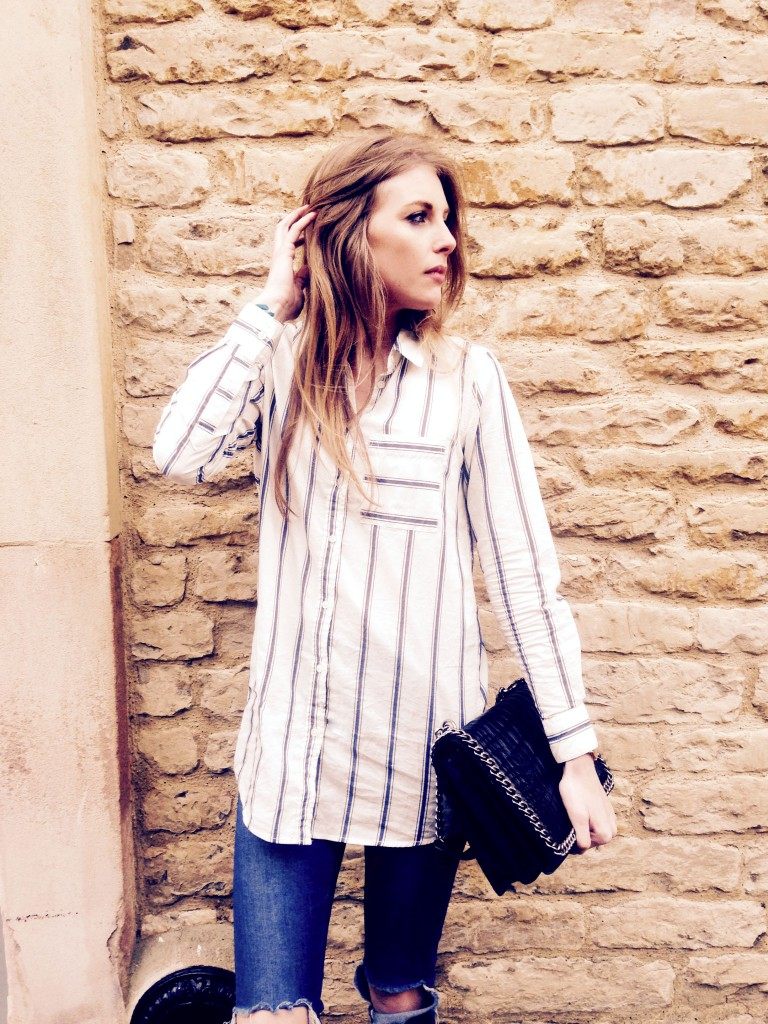Outfit Post: The Relaxed Shirt 6