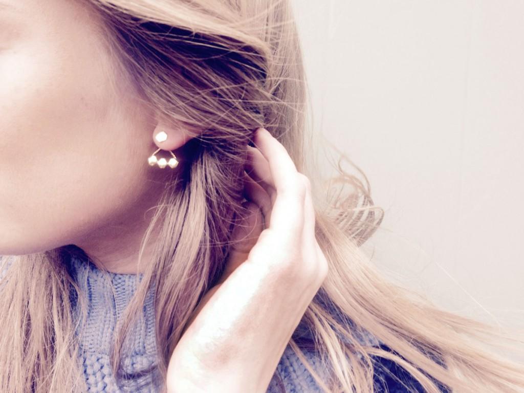 Raquel Leila Ear Jackets