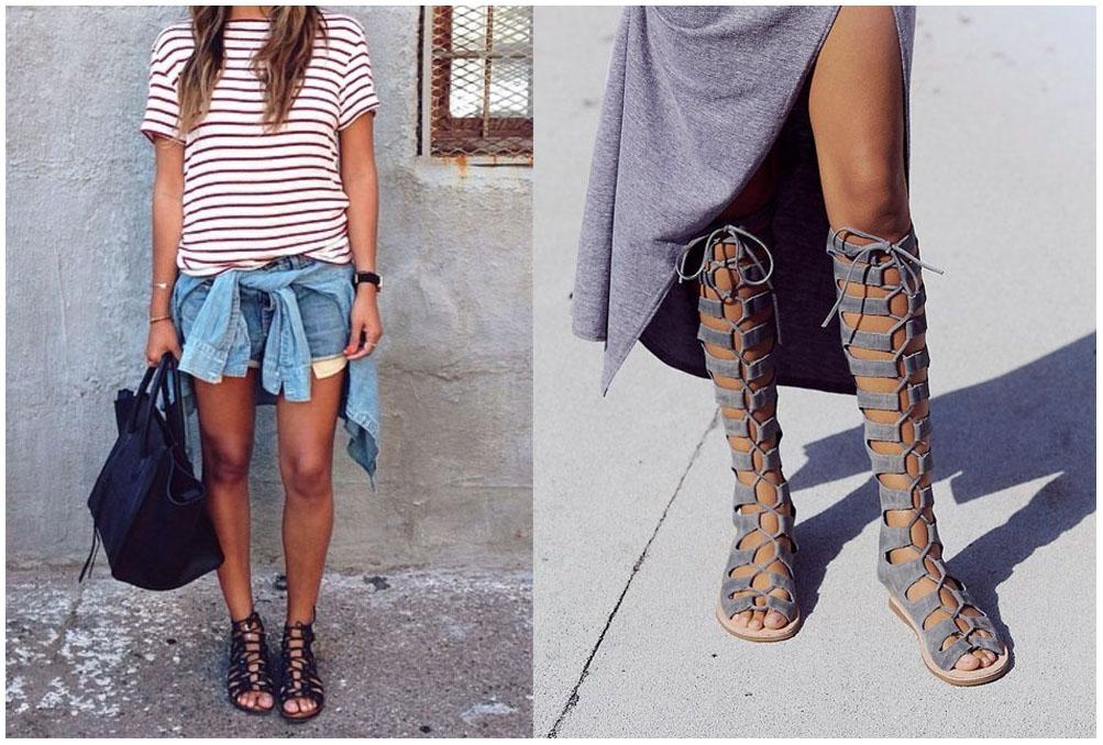 Gladiator Sandals 3