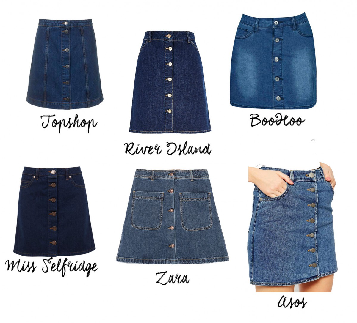 get online 100% genuine uk cheap sale denim skirt 8 | Love Style Mindfulness - Fashion & Personal ...