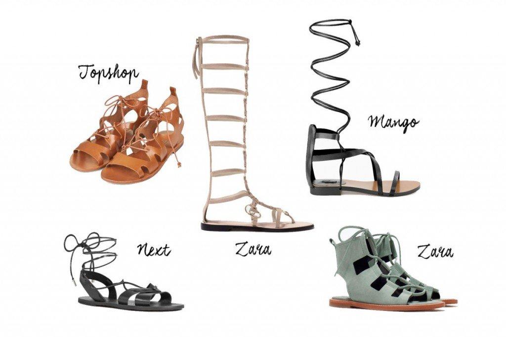 Gladiator Sandals 5
