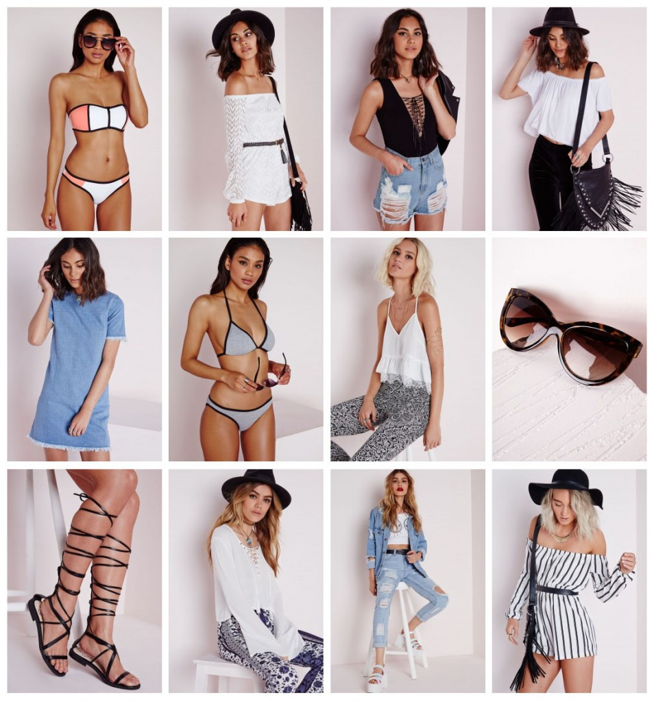 Missguided summer wish list