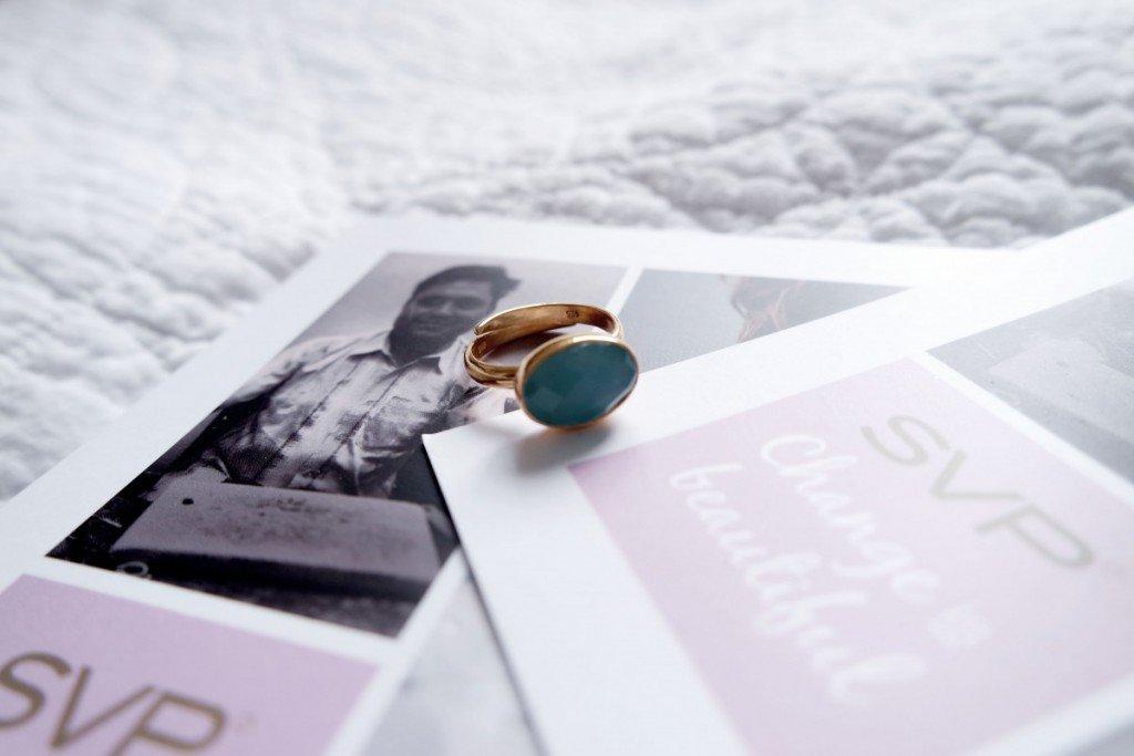 The Gift of Generosity SVP Ring 1