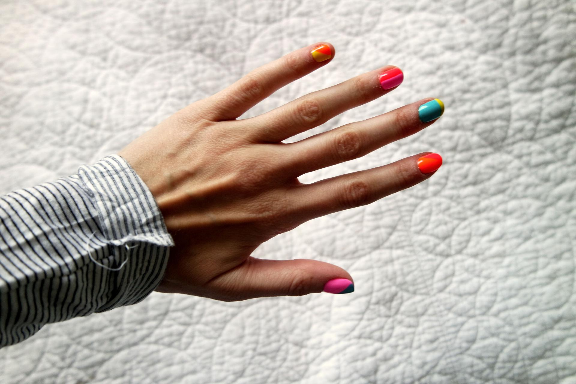 Nails by Natalie Models Own 3
