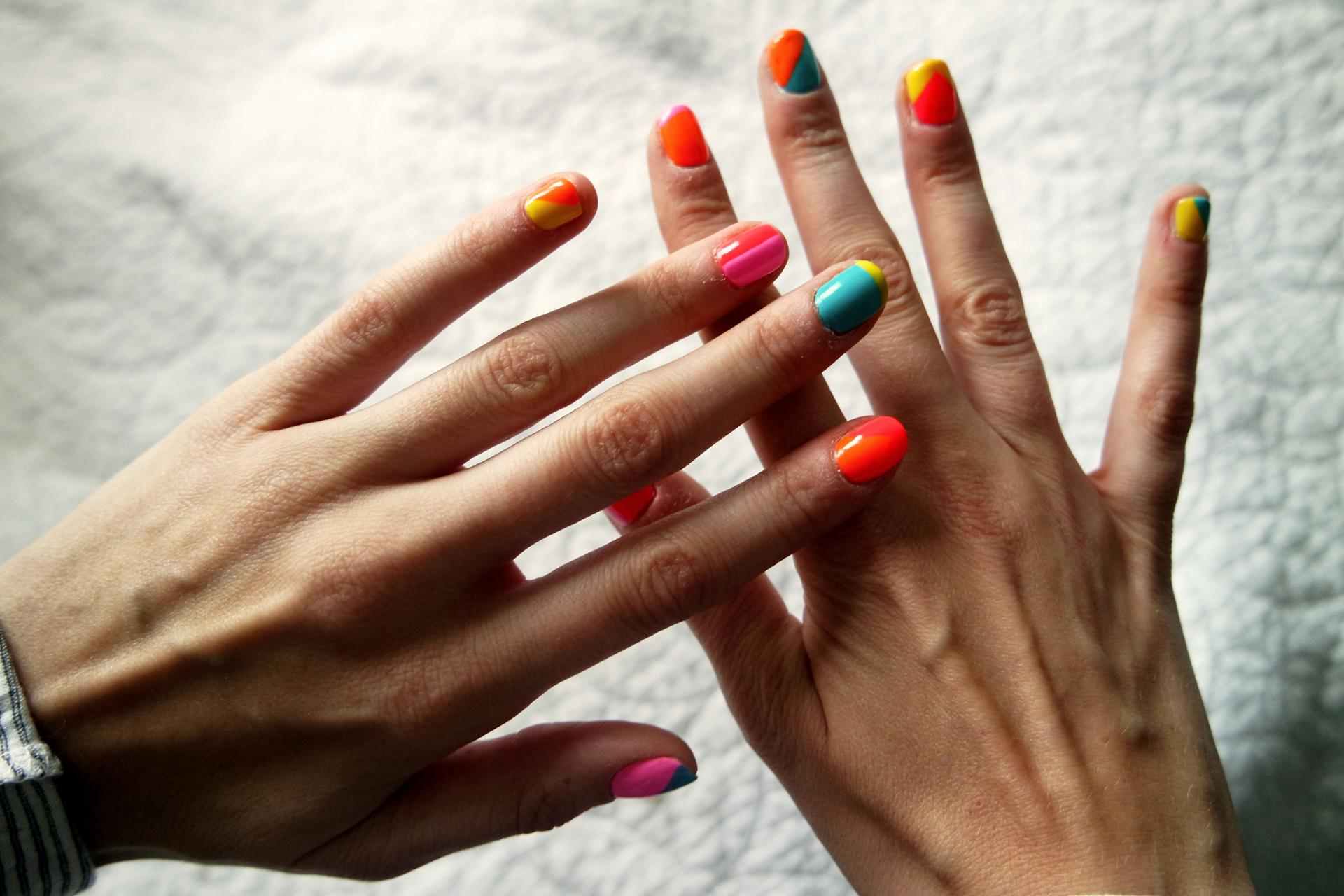 Nails by Natalie Models Own 5