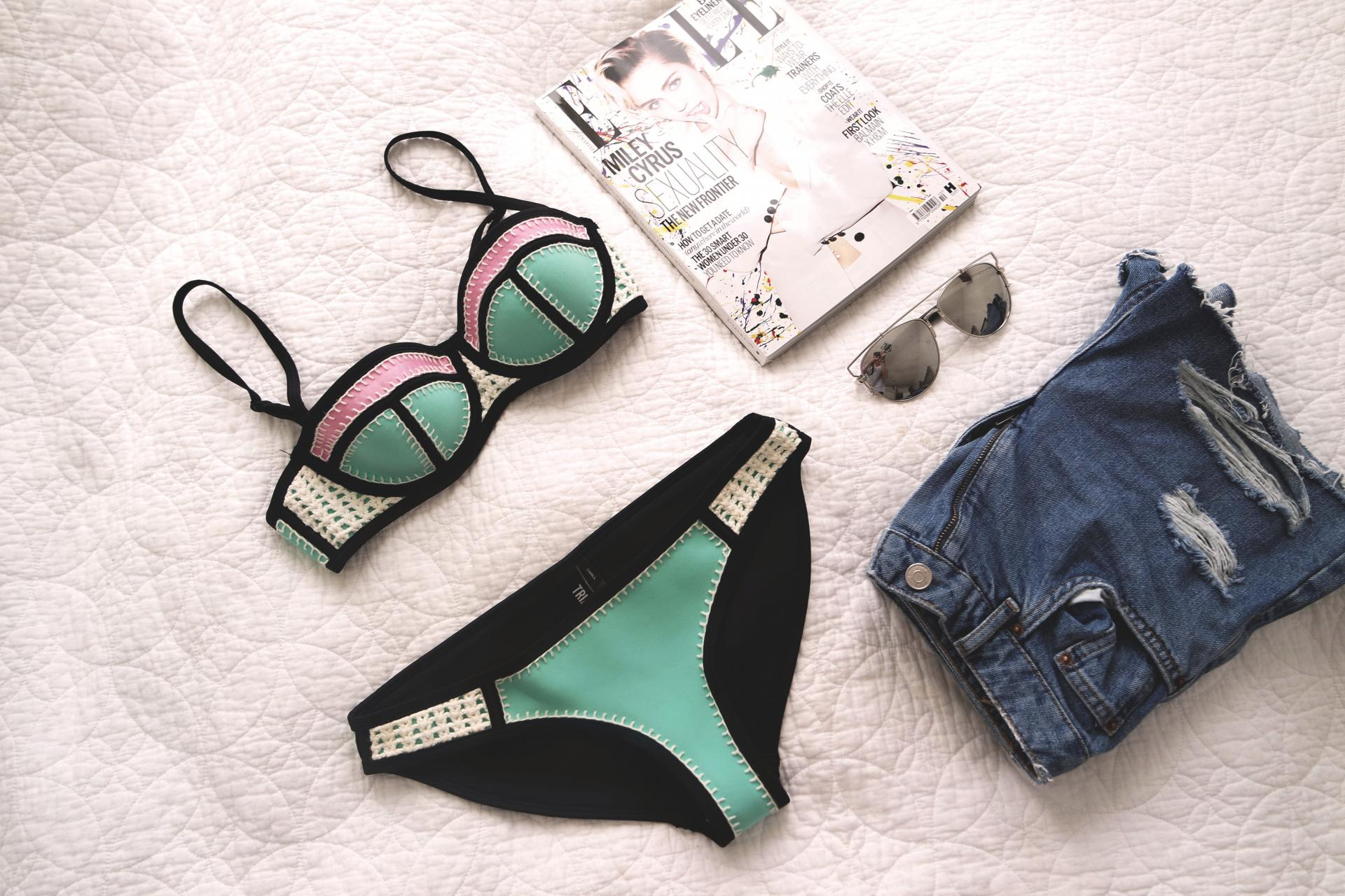 Triangl Swimwear Review Brigitte 2