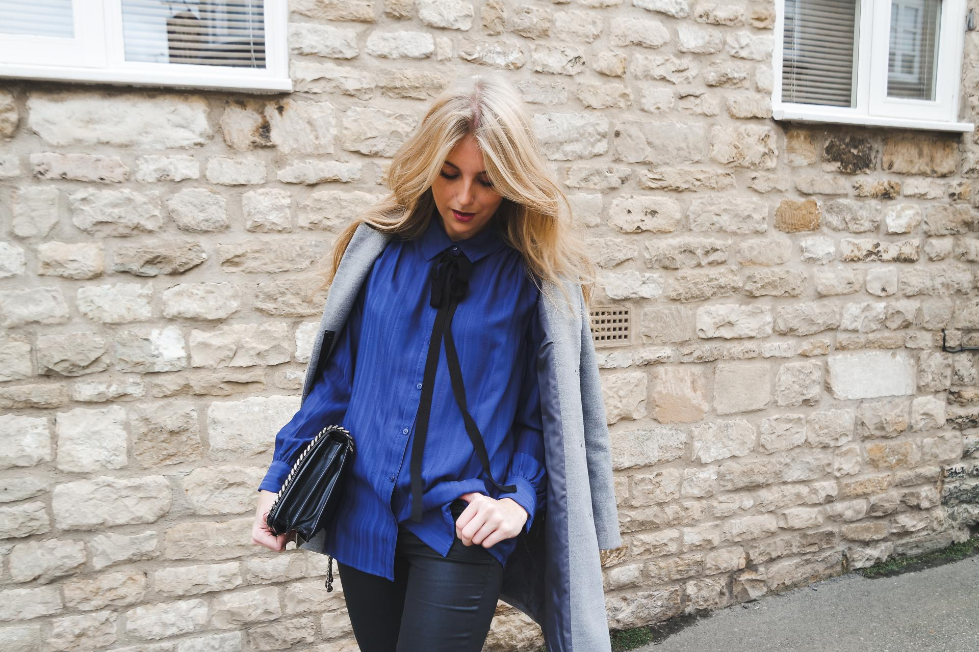 Black Jeans Blue Shirt Nexttake12 Love Style Mindfulness