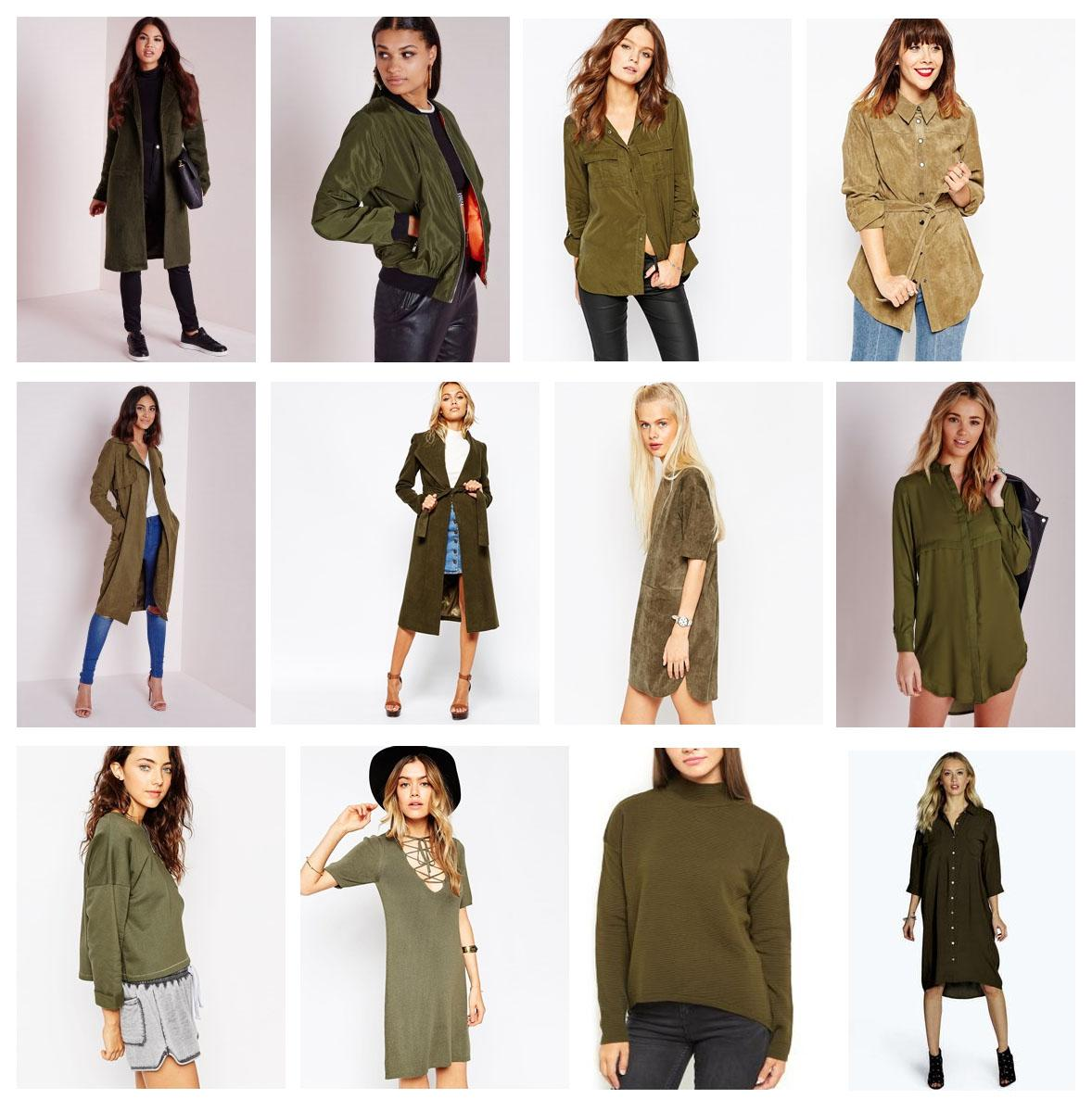 Khaki Love Shop my Style
