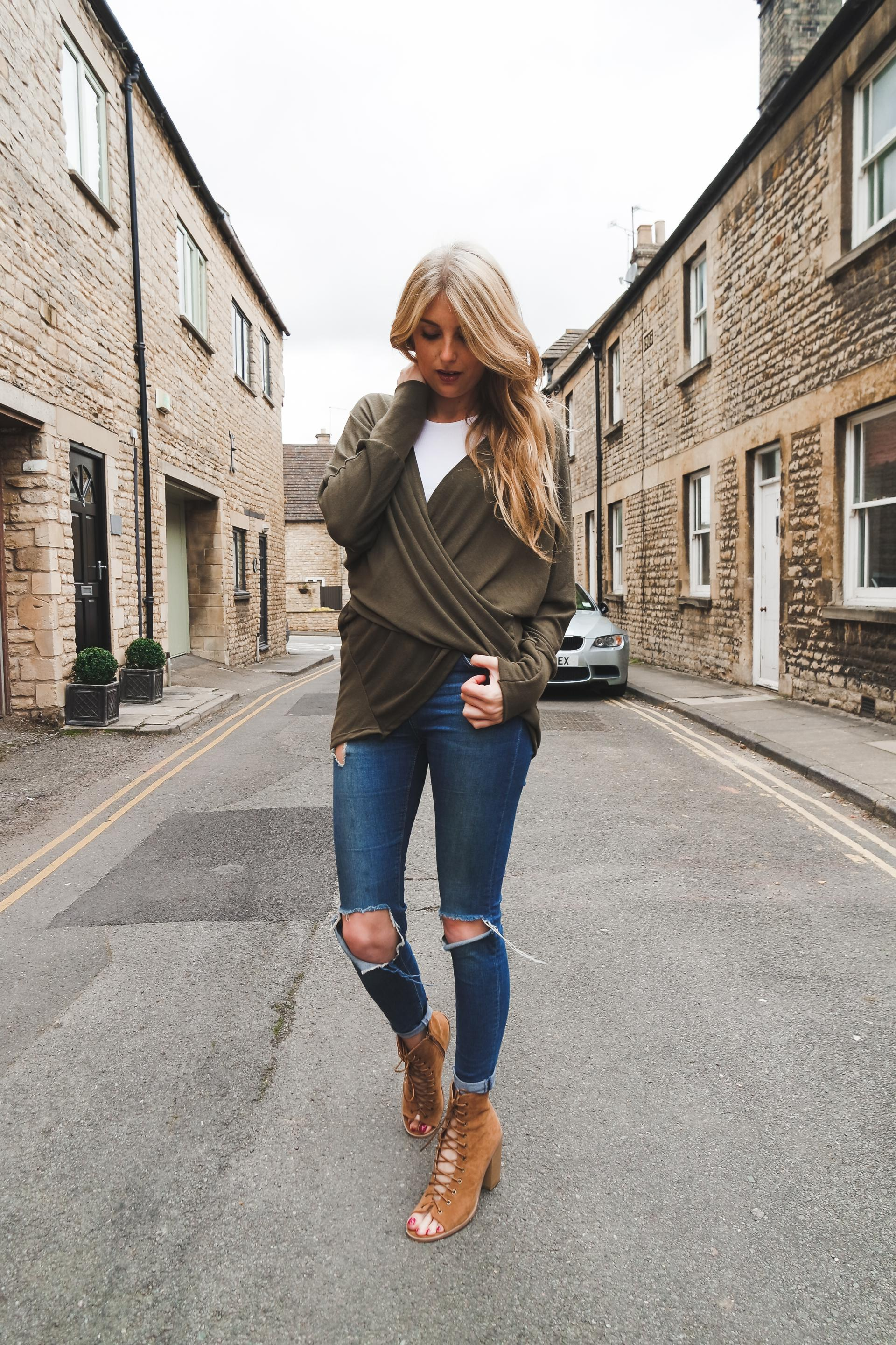 Ways to wear, Mixing it up - Wal G