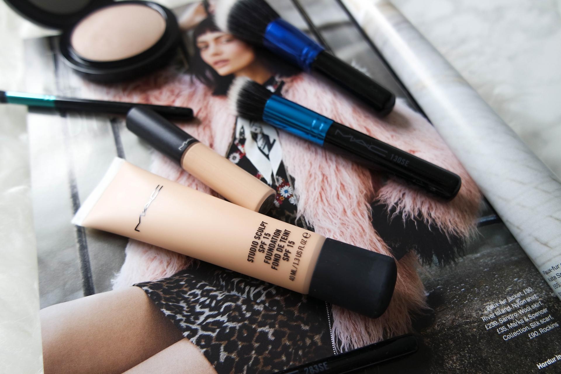 Mac Makeup Haul 1