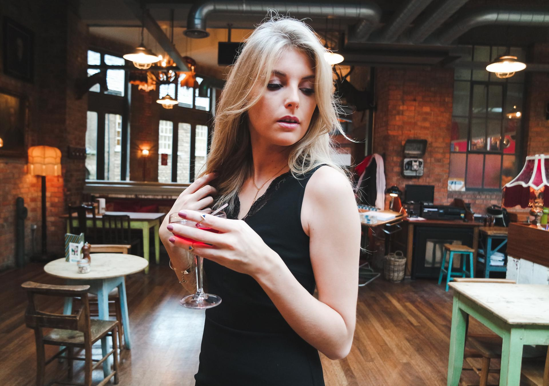 How to Rock an LBD // Dorothy Perkins