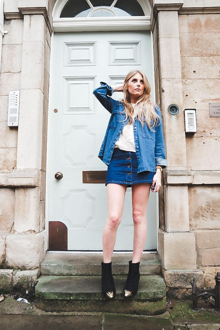 Favourite Outfits - Double Denim