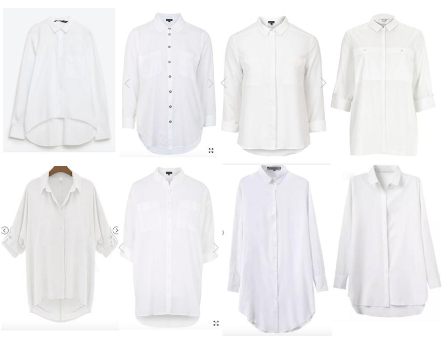 Inspo Blue Jeans White Shirt 010 | Love Style Mindfulness