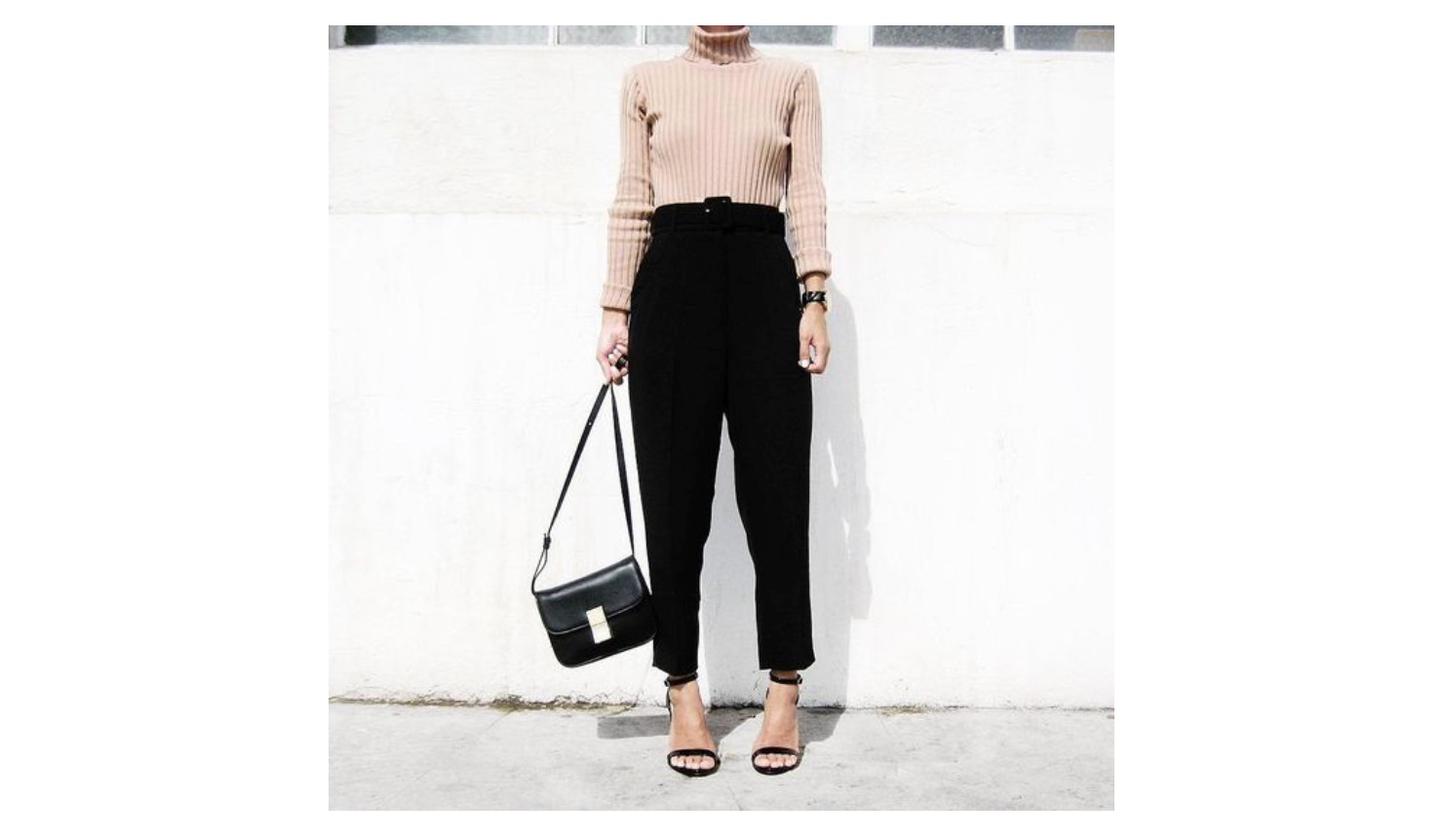 New Love for casual trousers