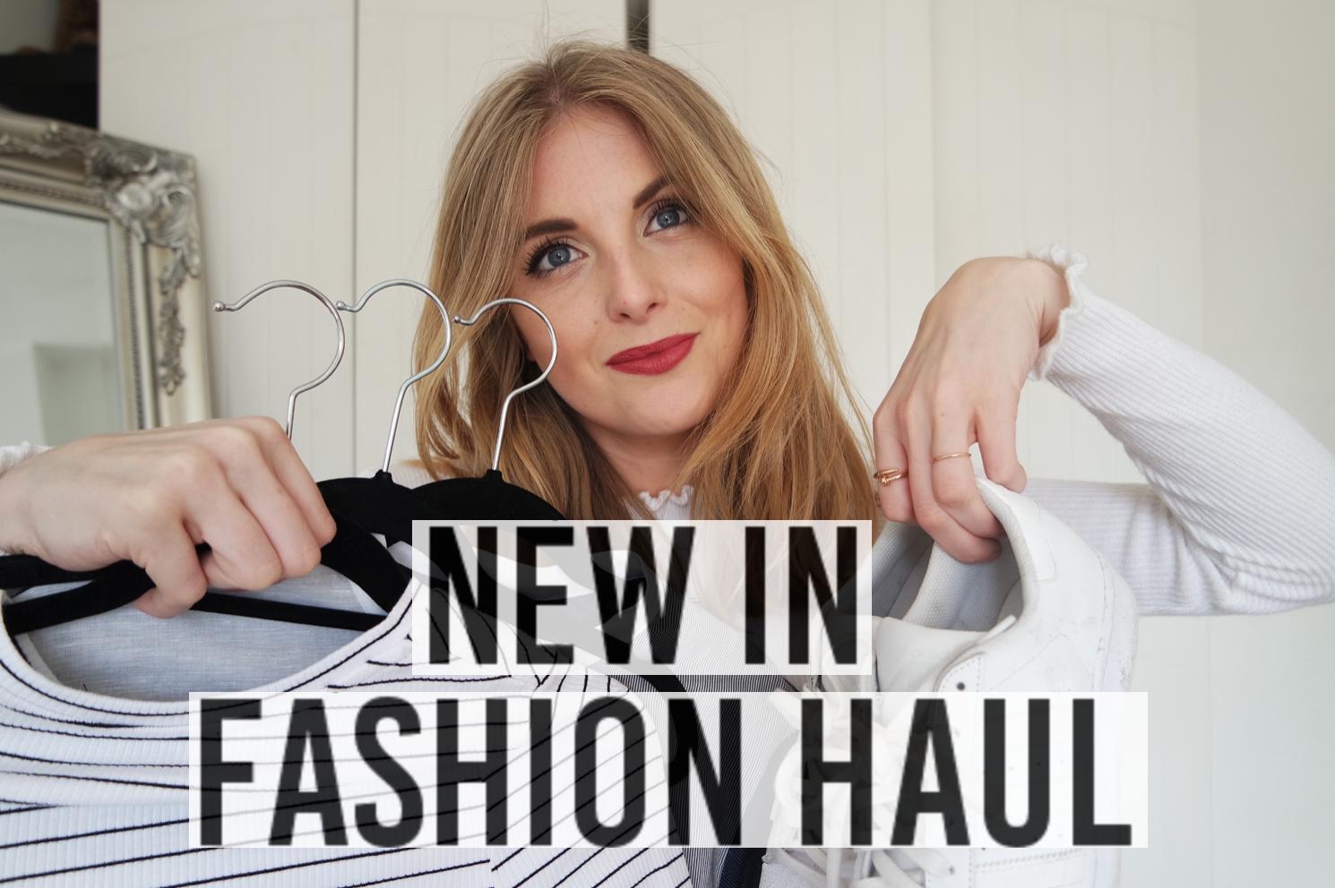 Spring Fashion Haul
