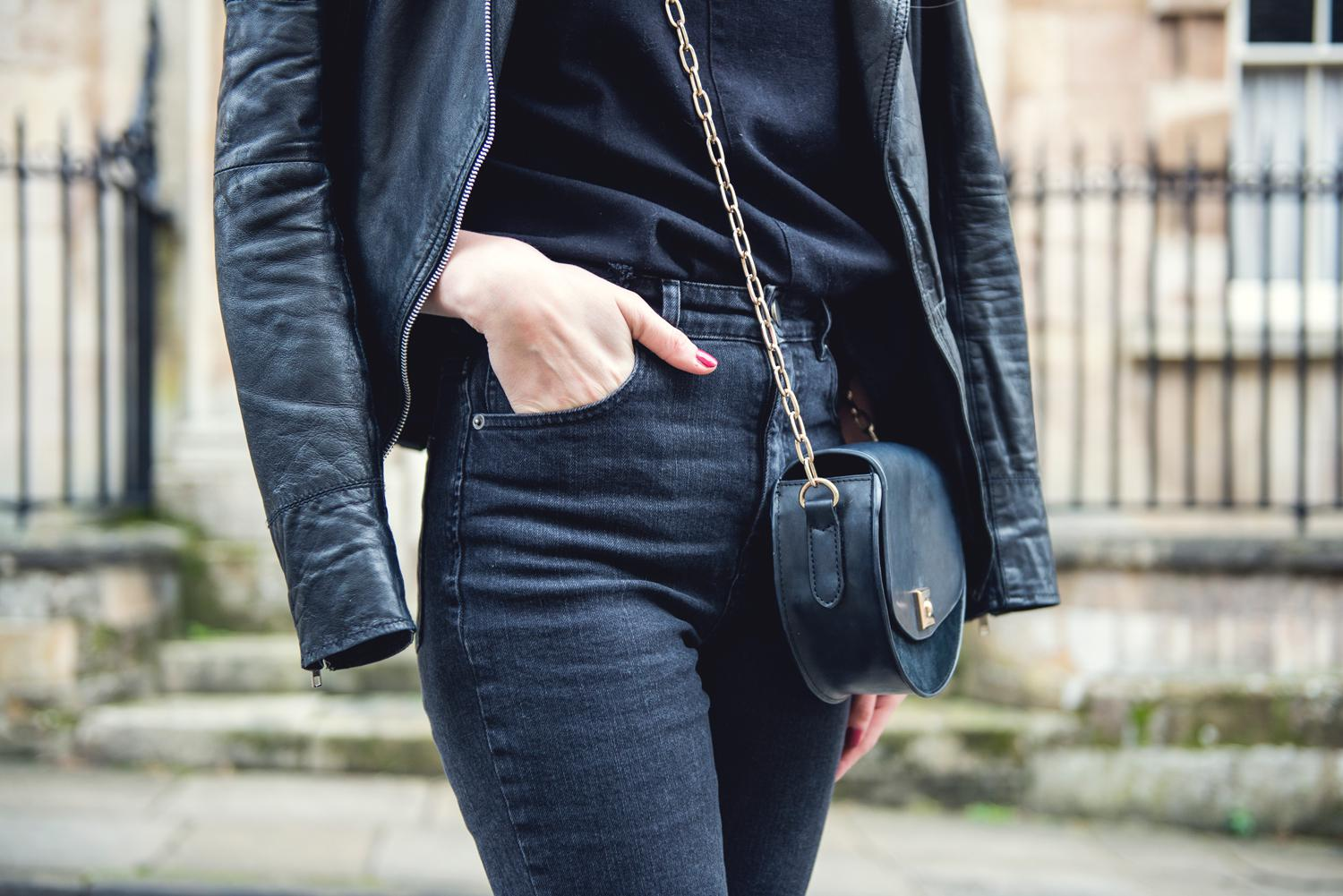 why all black outfits will always be a womans best friend