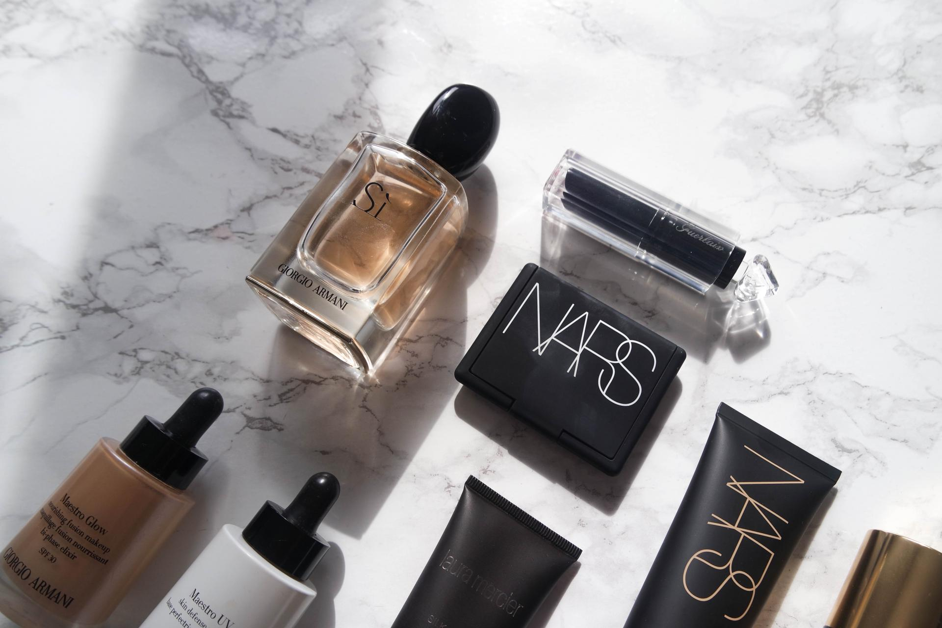 Nars no makeup look