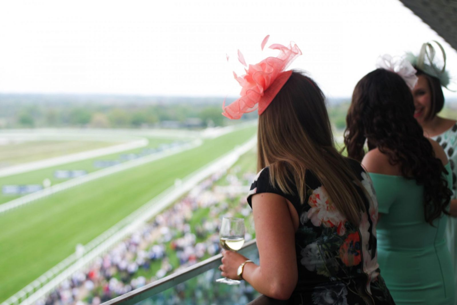 experiencing Ascot with Wallis