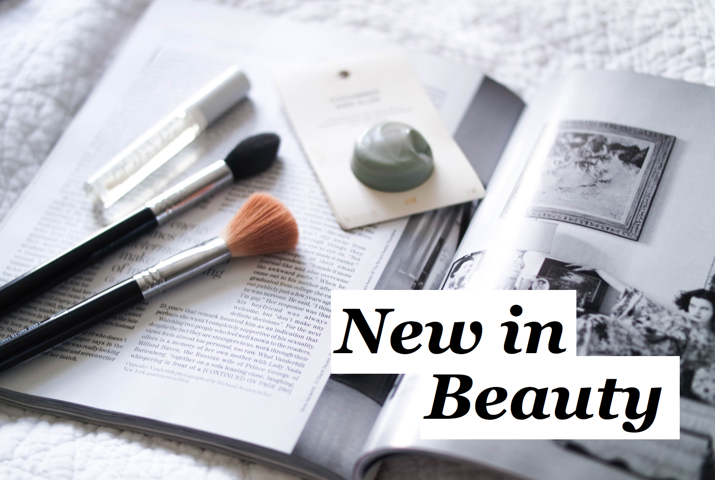 new in beauty