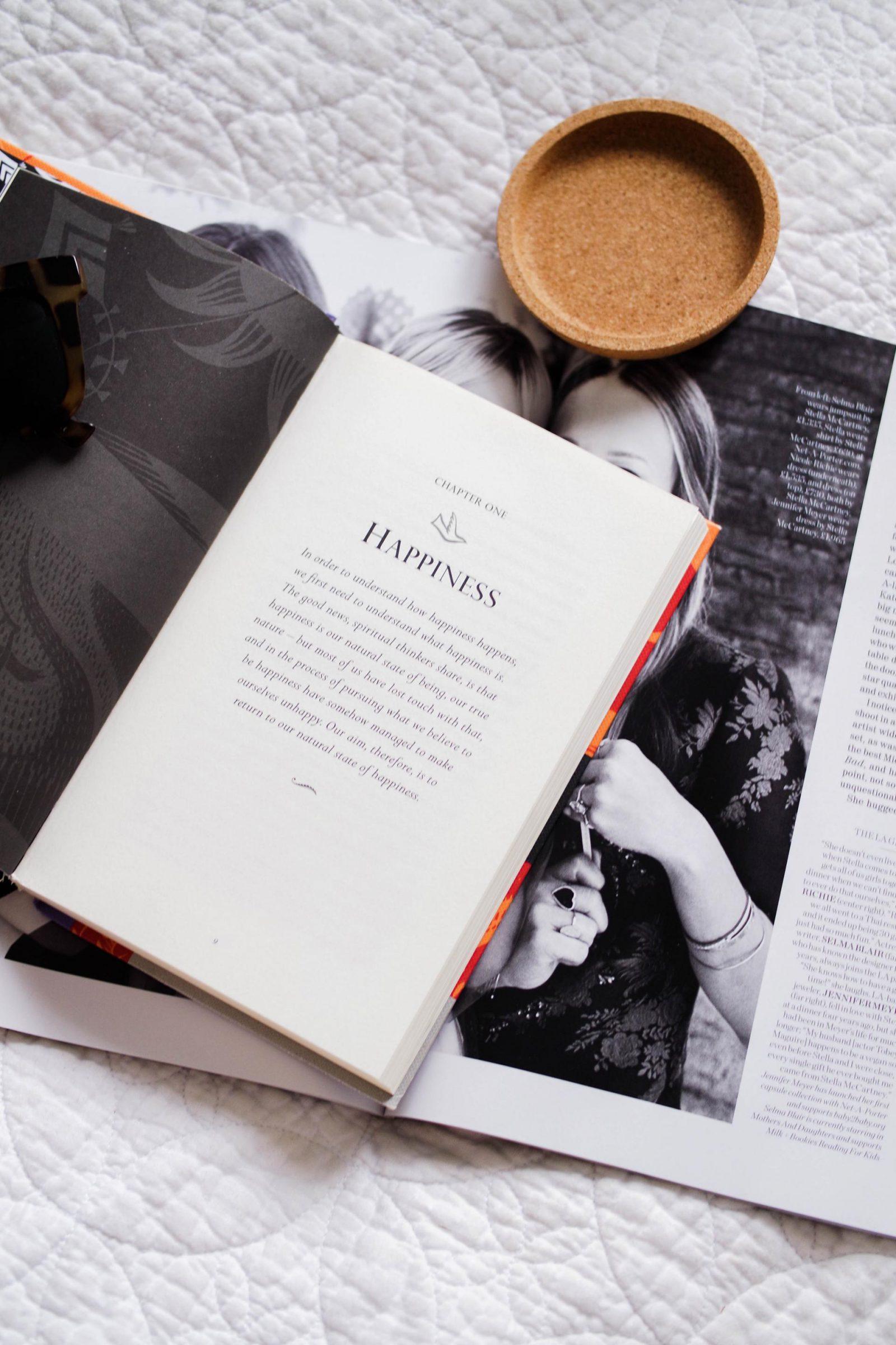 3 books guaranteed to lift your mood - the happy buddha