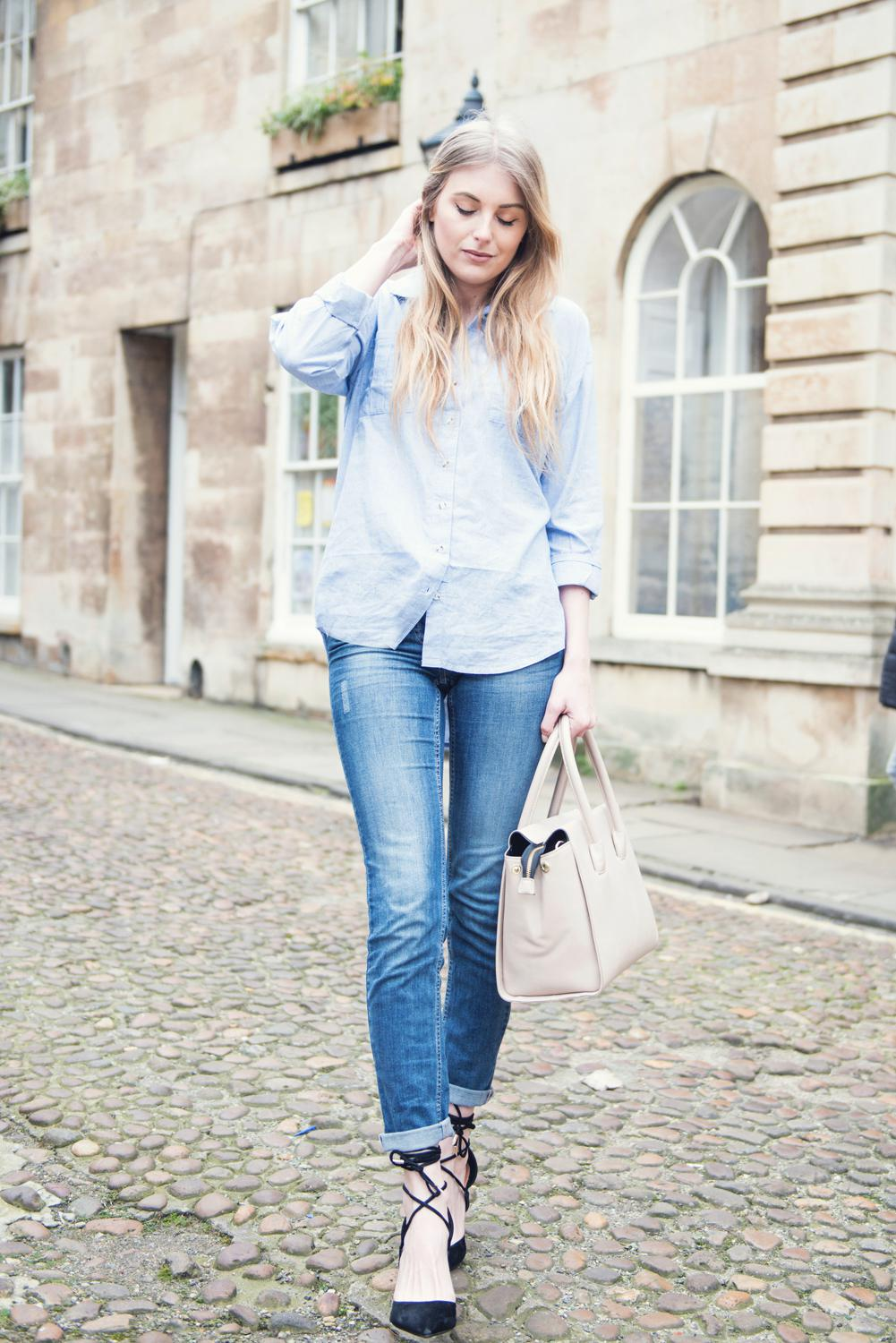 top 10 outfits double denim