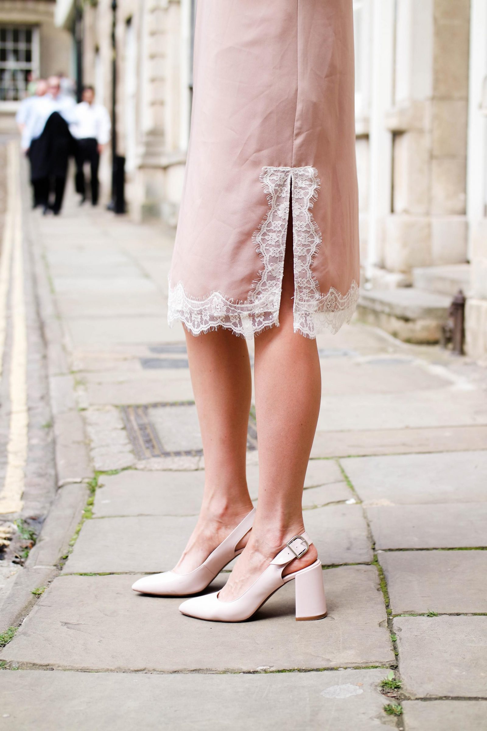 how to layer pastel pink
